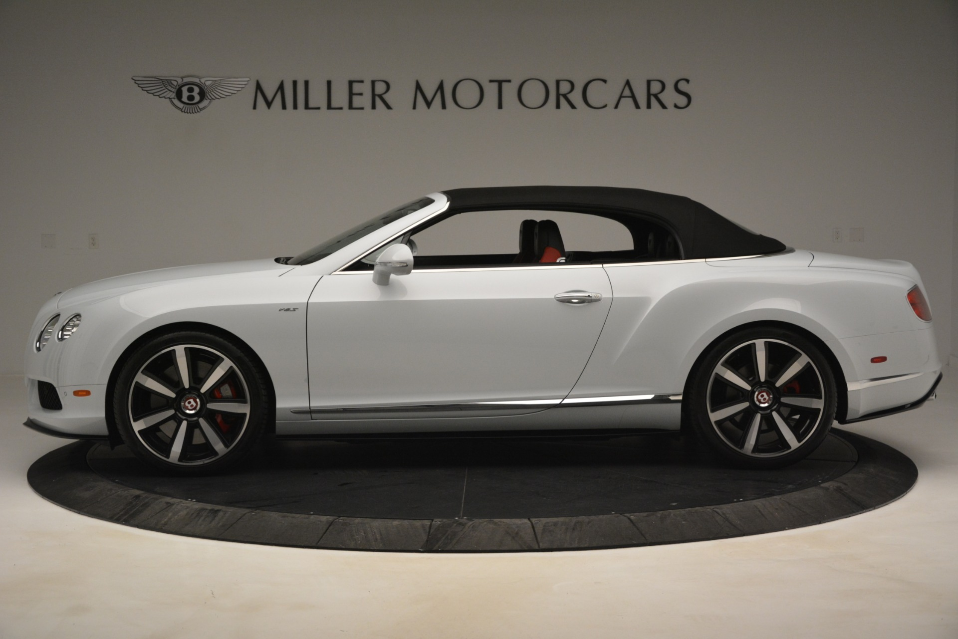 Used 2014 Bentley Continental GT V8 S For Sale In Greenwich, CT 3011_p14