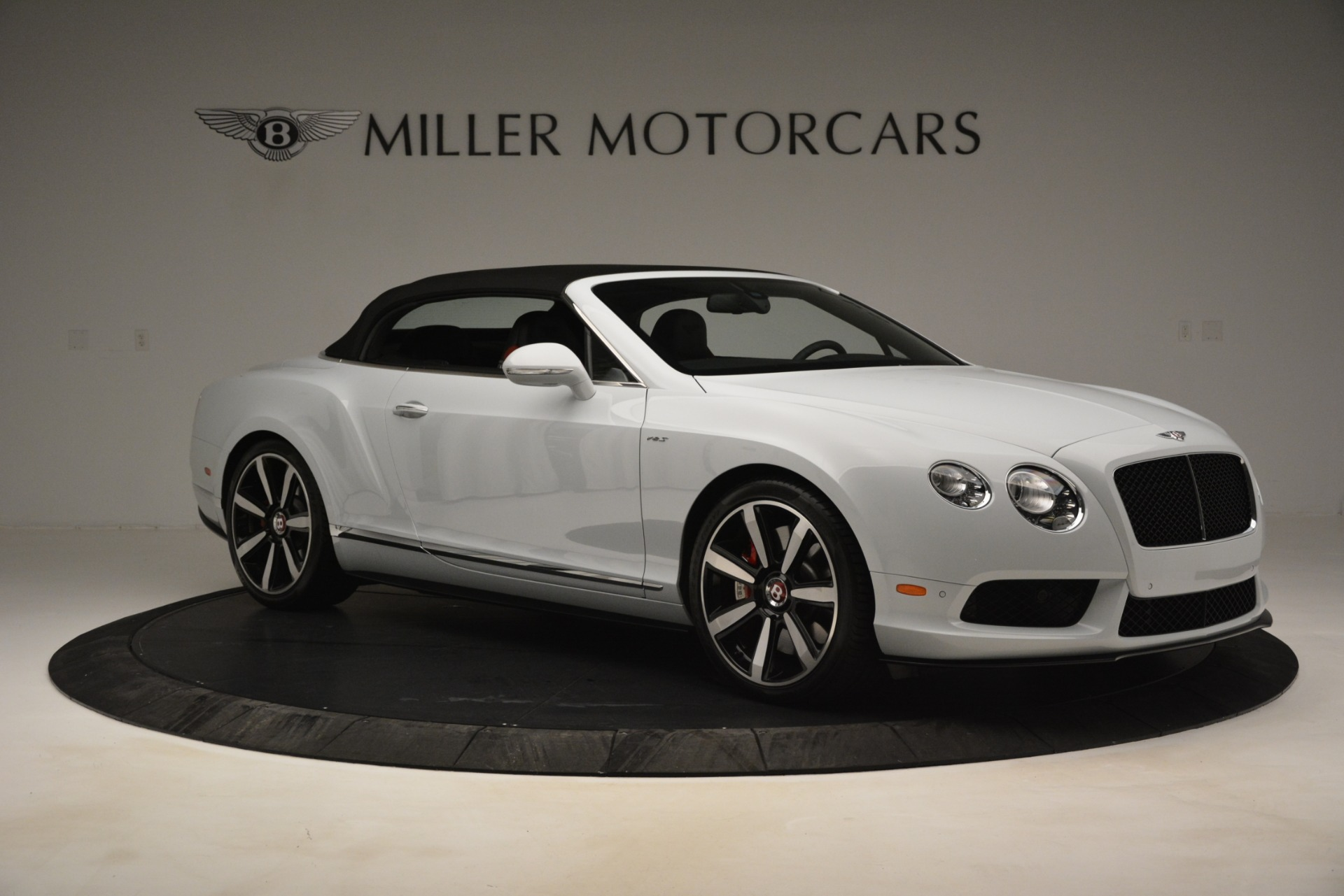 Used 2014 Bentley Continental GT V8 S For Sale In Greenwich, CT 3011_p17