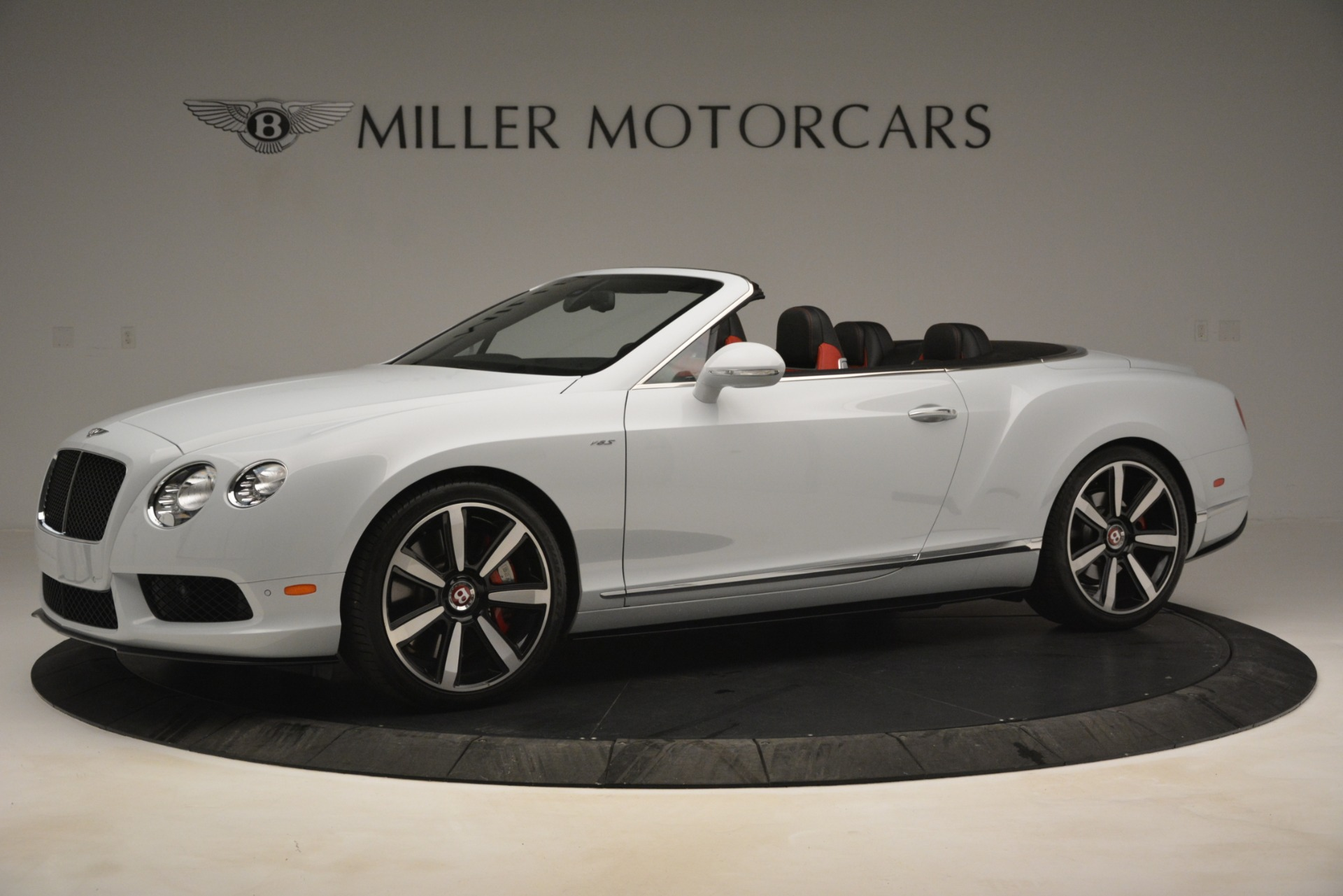 Used 2014 Bentley Continental GT V8 S For Sale In Greenwich, CT 3011_p2