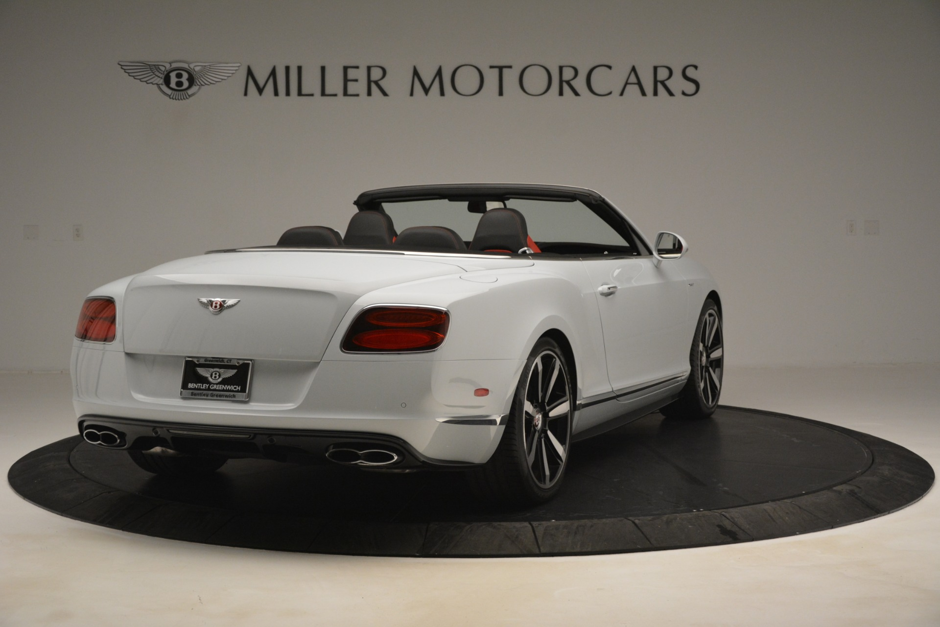 Used 2014 Bentley Continental GT V8 S For Sale In Greenwich, CT 3011_p7