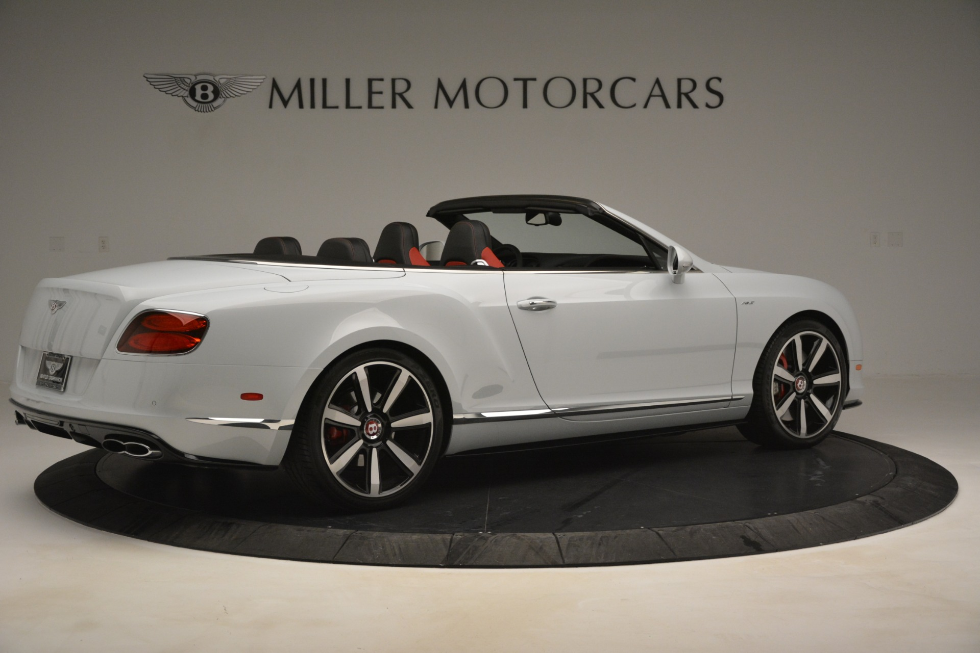 Used 2014 Bentley Continental GT V8 S For Sale In Greenwich, CT 3011_p8