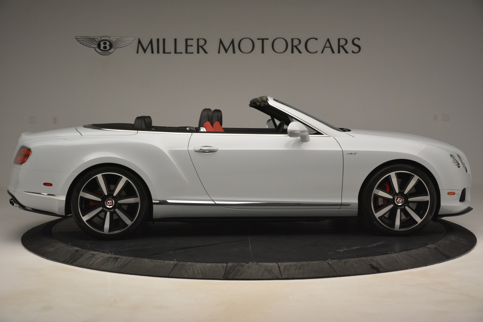 Used 2014 Bentley Continental GT V8 S For Sale In Greenwich, CT 3011_p9