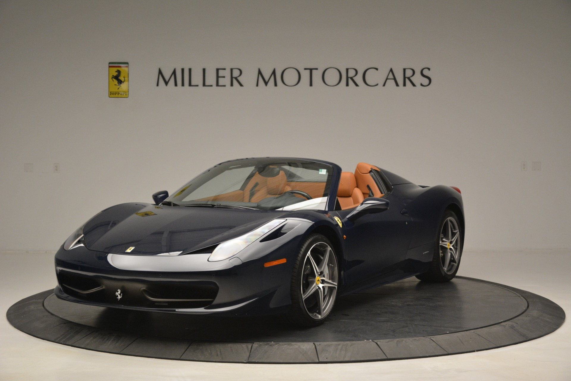 Used 2014 Ferrari 458 Spider  For Sale In Greenwich, CT