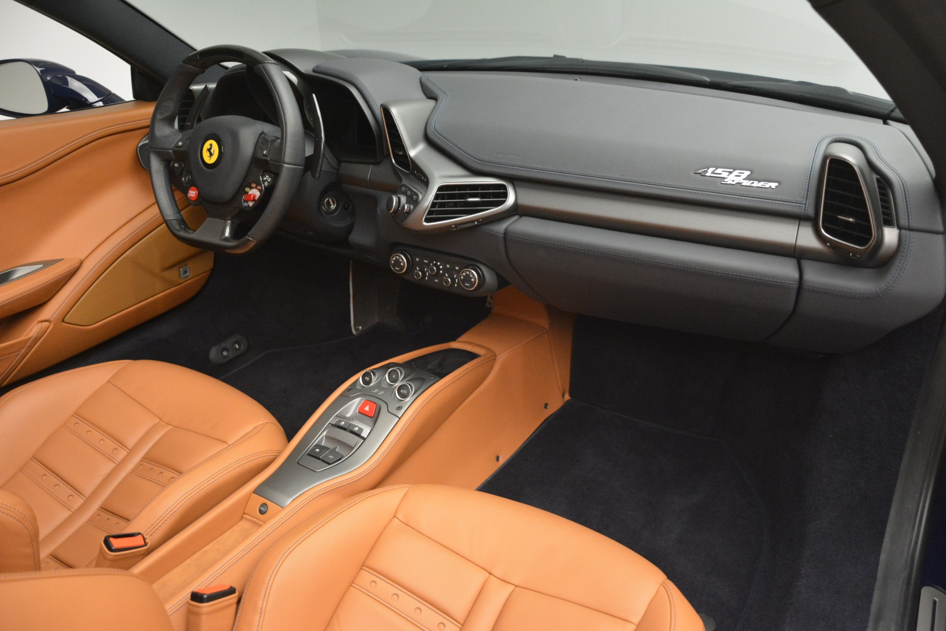 Used 2014 Ferrari 458 Spider  For Sale In Greenwich, CT 3013_p29
