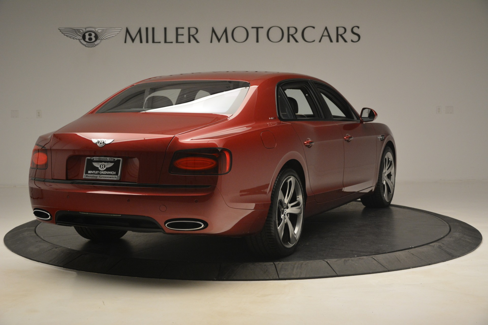 Used 2018 Bentley Flying Spur W12 S For Sale In Greenwich, CT 3014_p7