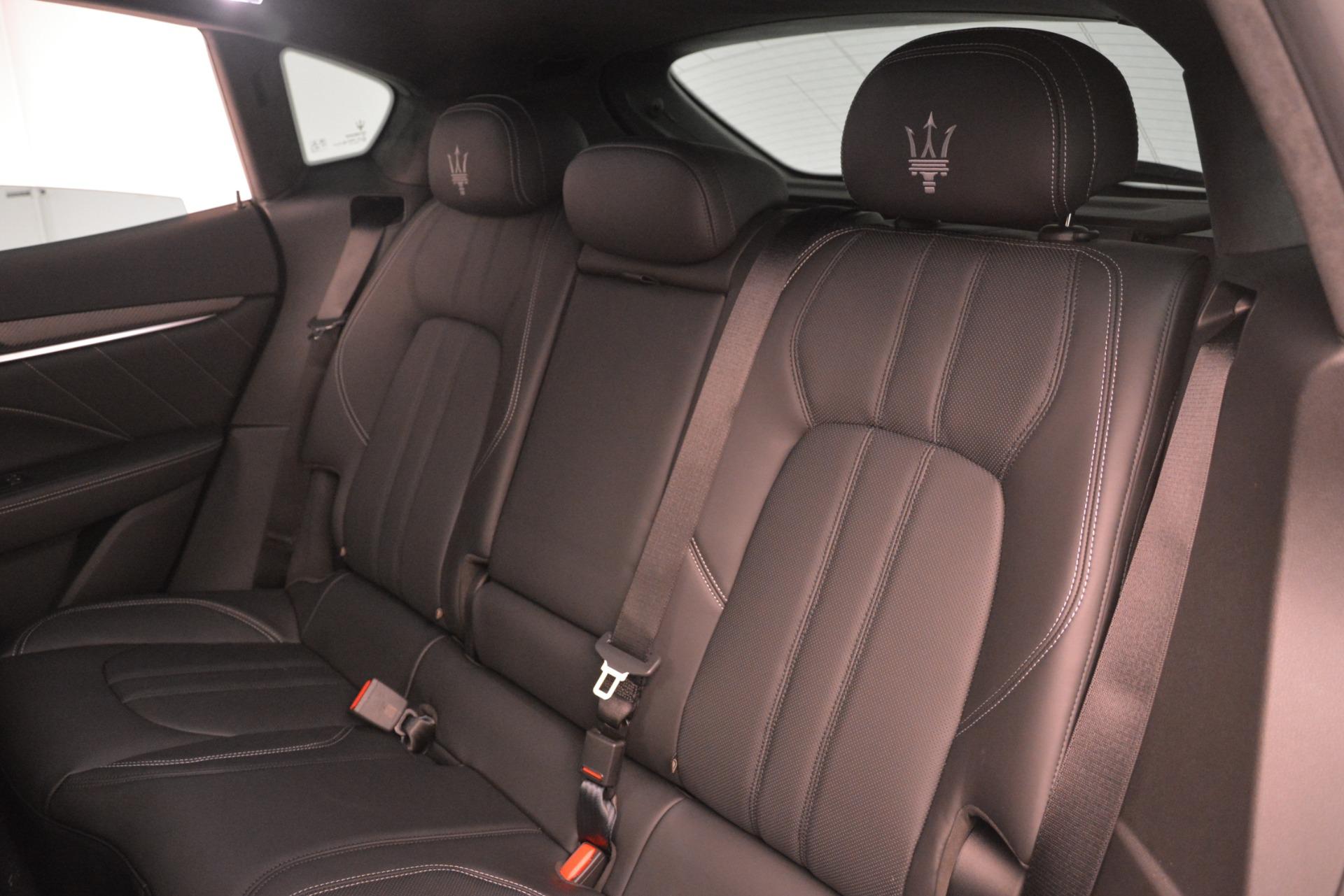 New 2019 Maserati Levante GTS For Sale In Greenwich, CT 3015_p18