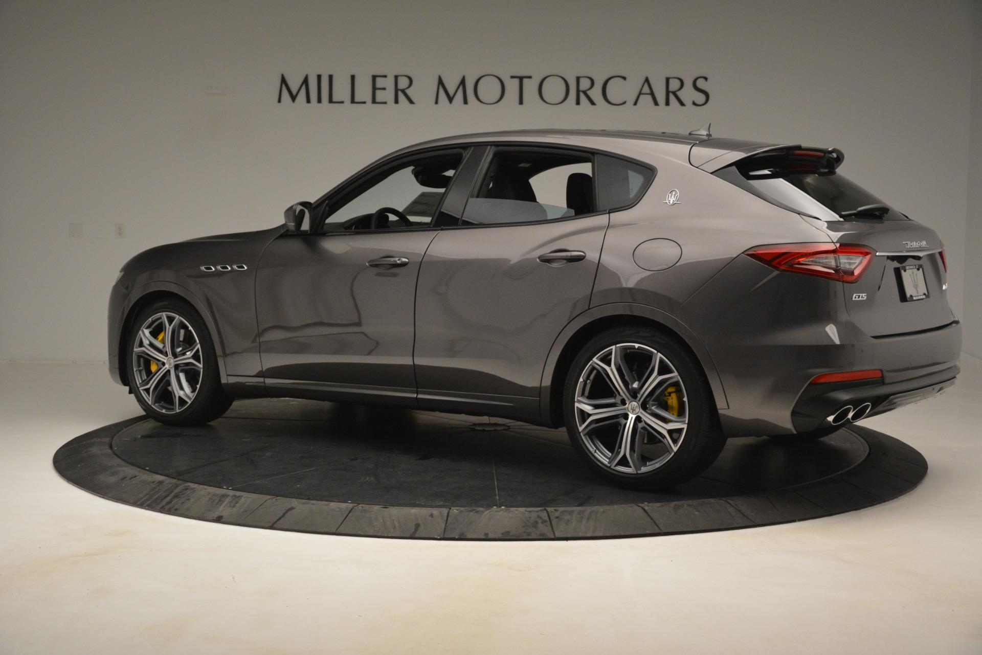 New 2019 Maserati Levante GTS For Sale In Greenwich, CT 3015_p4
