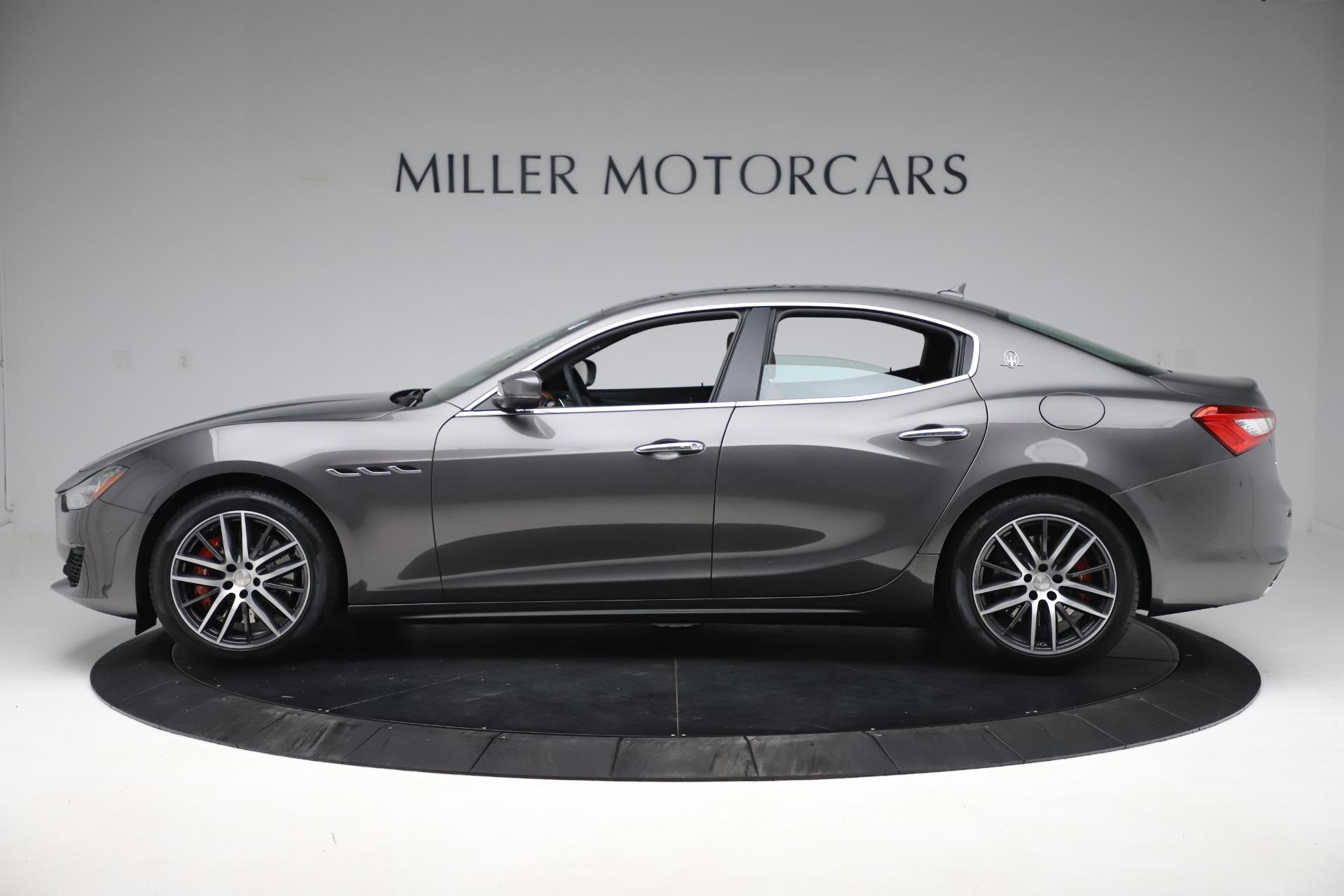 New 2019 Maserati Ghibli S Q4 For Sale In Greenwich, CT 3017_p3
