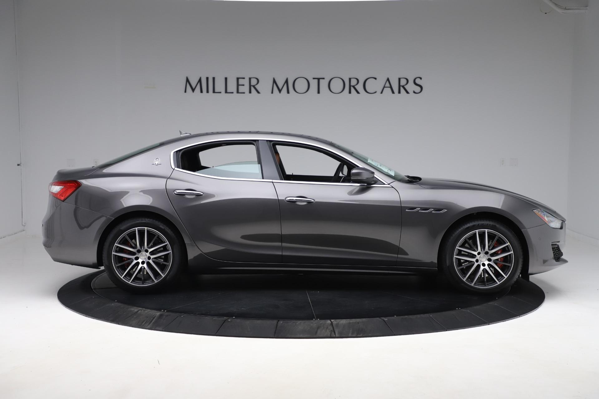New 2019 Maserati Ghibli S Q4 For Sale In Greenwich, CT 3017_p9
