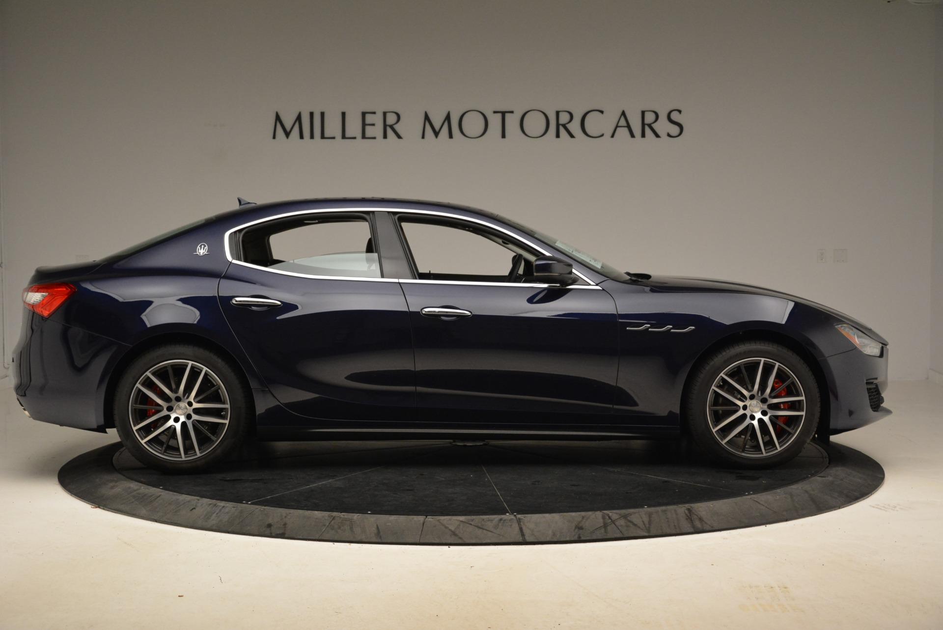 New 2019 Maserati Ghibli S Q4 For Sale In Greenwich, CT 3018_p9