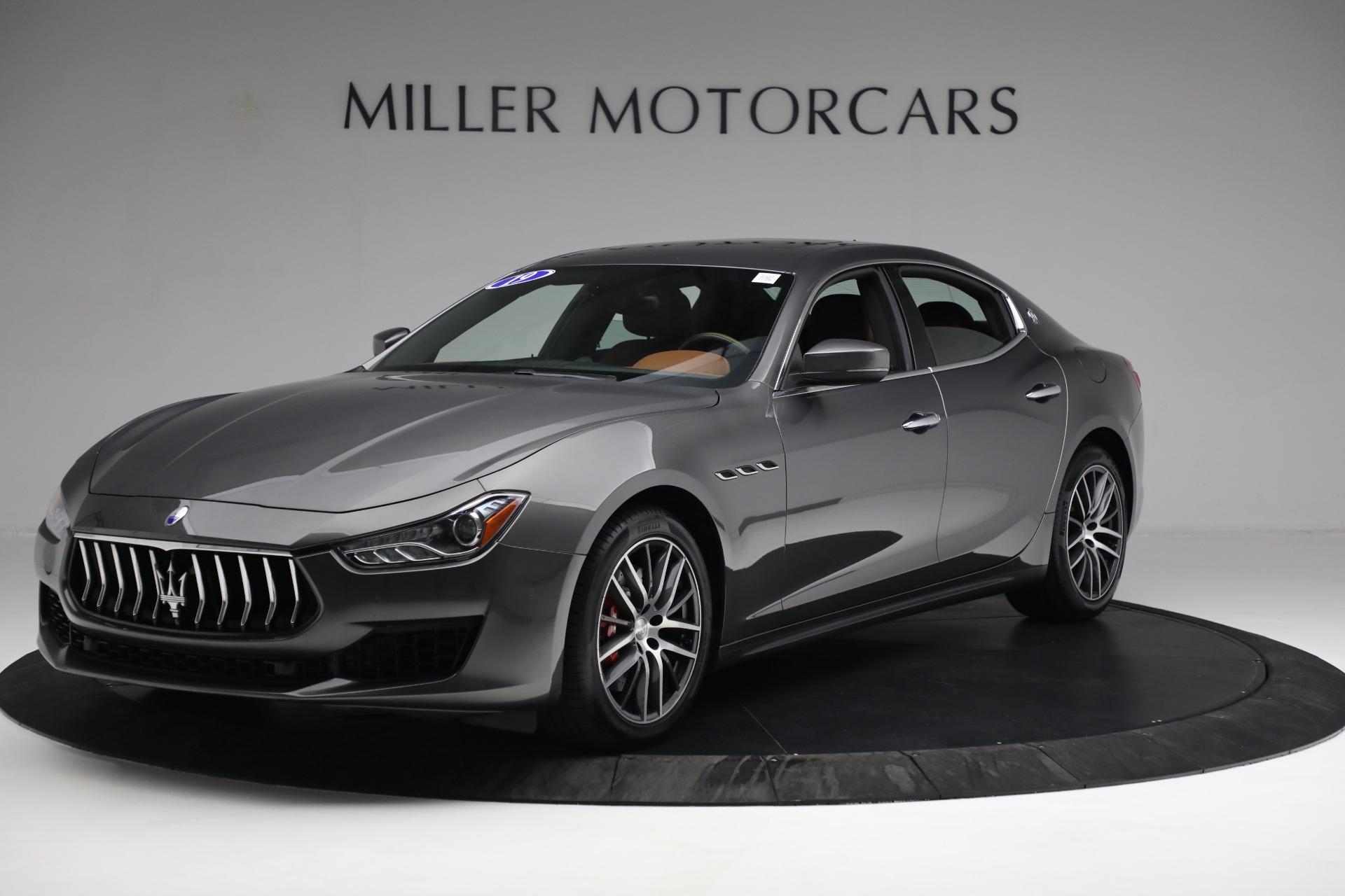 New 2019 Maserati Ghibli S Q4 For Sale In Greenwich, CT 3019_main