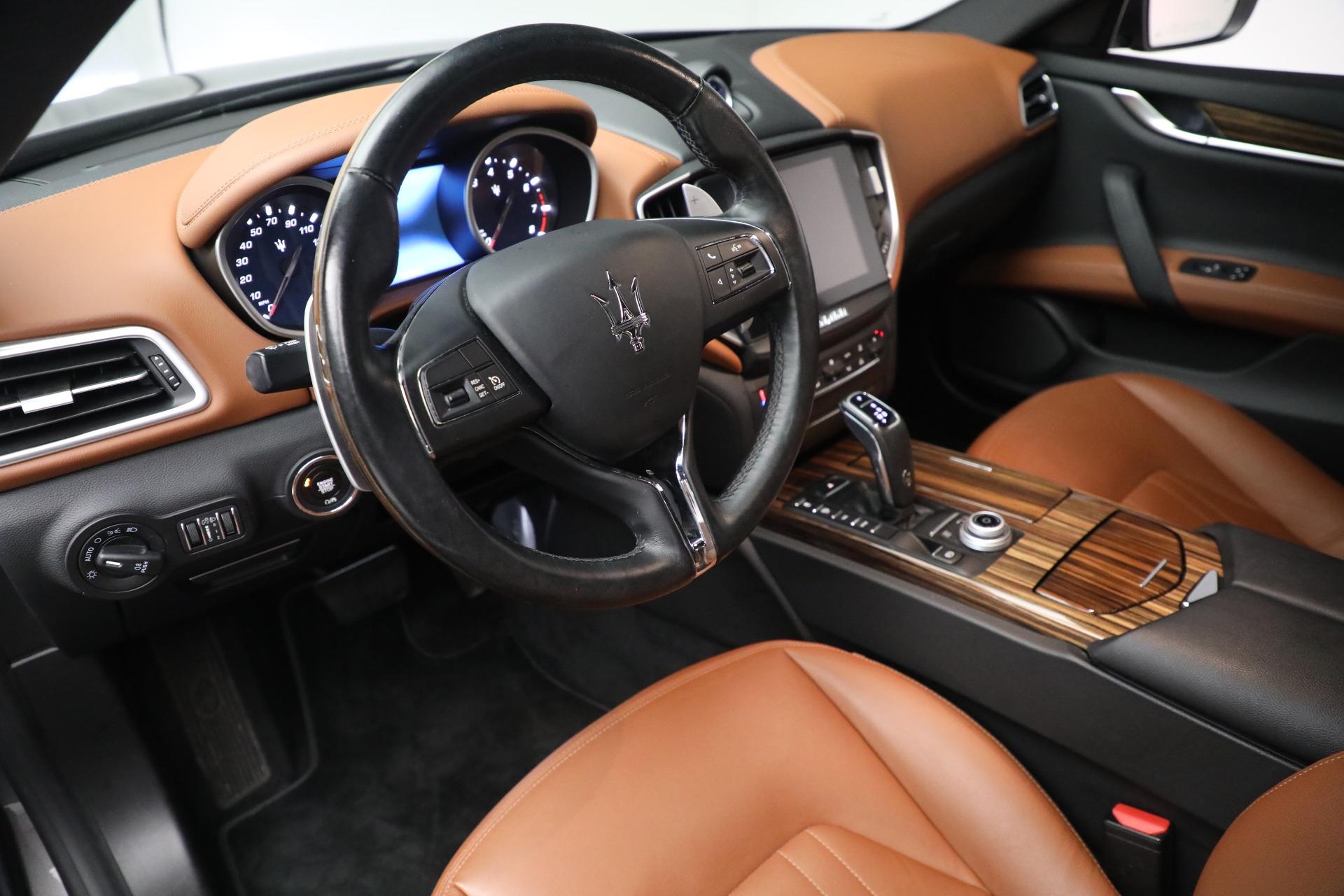 New 2019 Maserati Ghibli S Q4 For Sale In Greenwich, CT 3019_p13