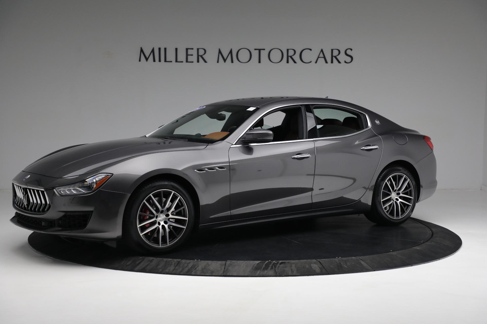 New 2019 Maserati Ghibli S Q4 For Sale In Greenwich, CT 3019_p2