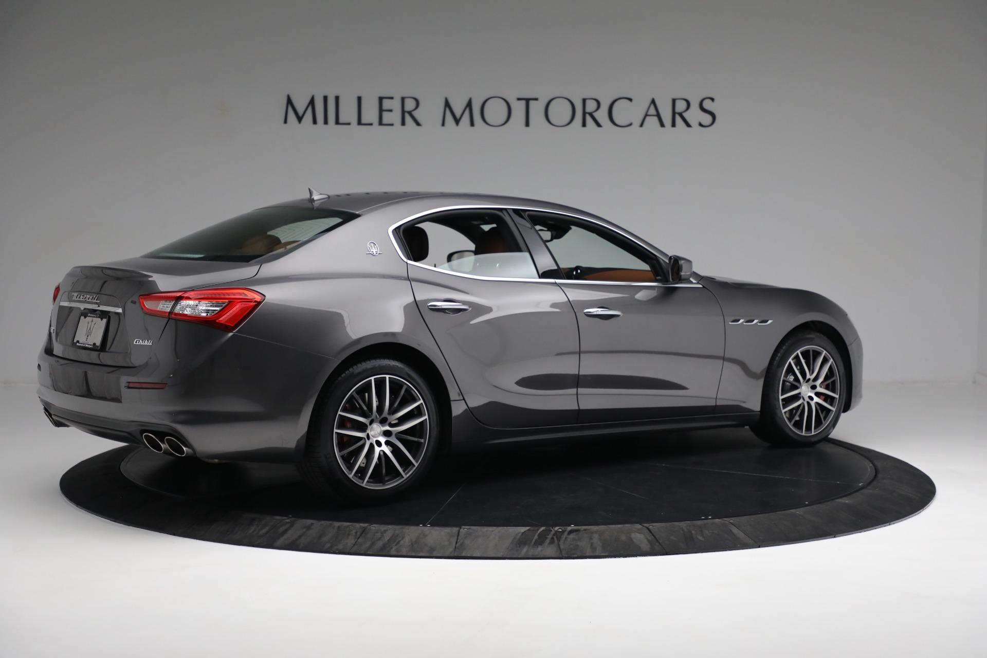 New 2019 Maserati Ghibli S Q4 For Sale In Greenwich, CT 3019_p7