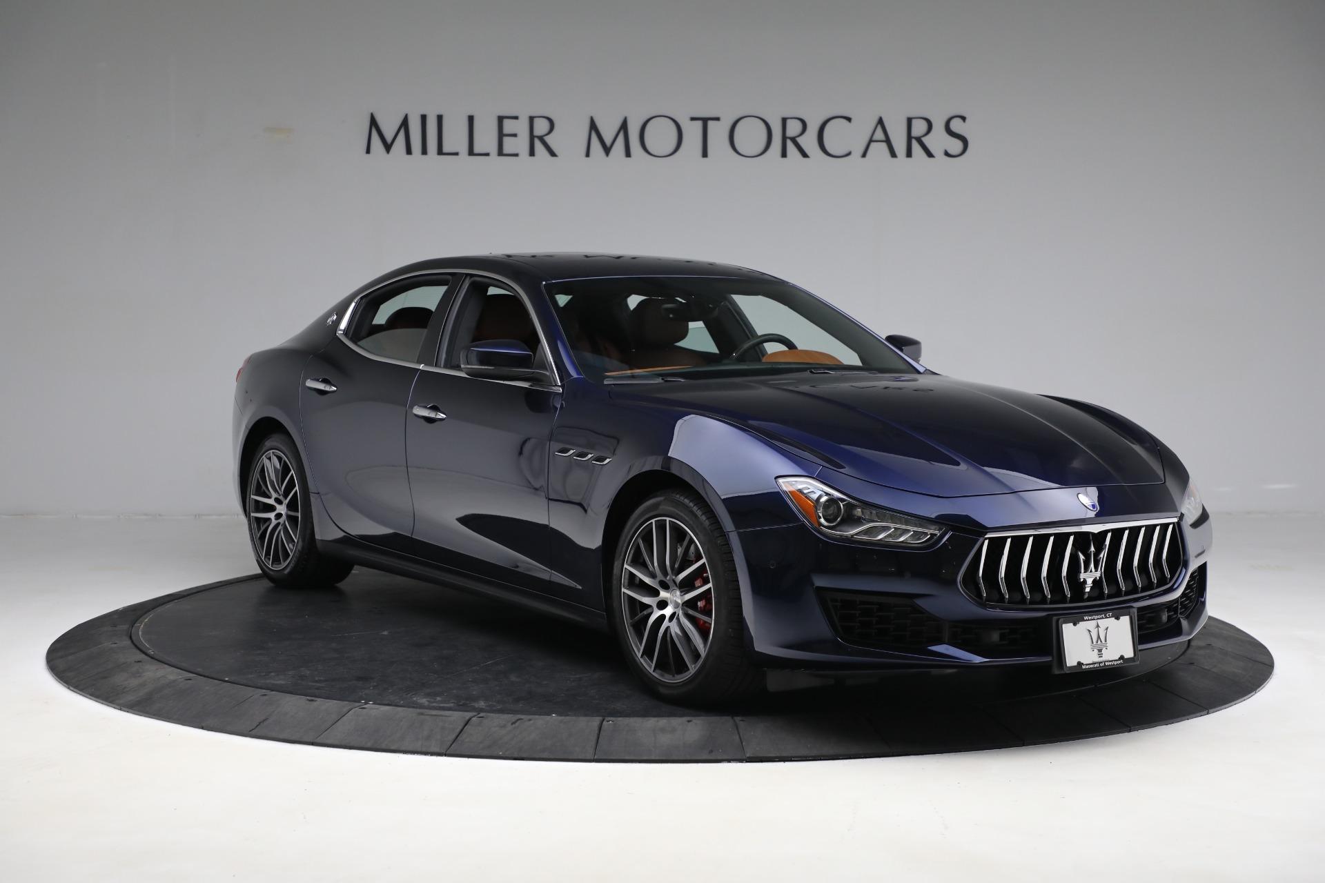 New 2019 Maserati Ghibli S Q4 For Sale In Greenwich, CT 3020_p11