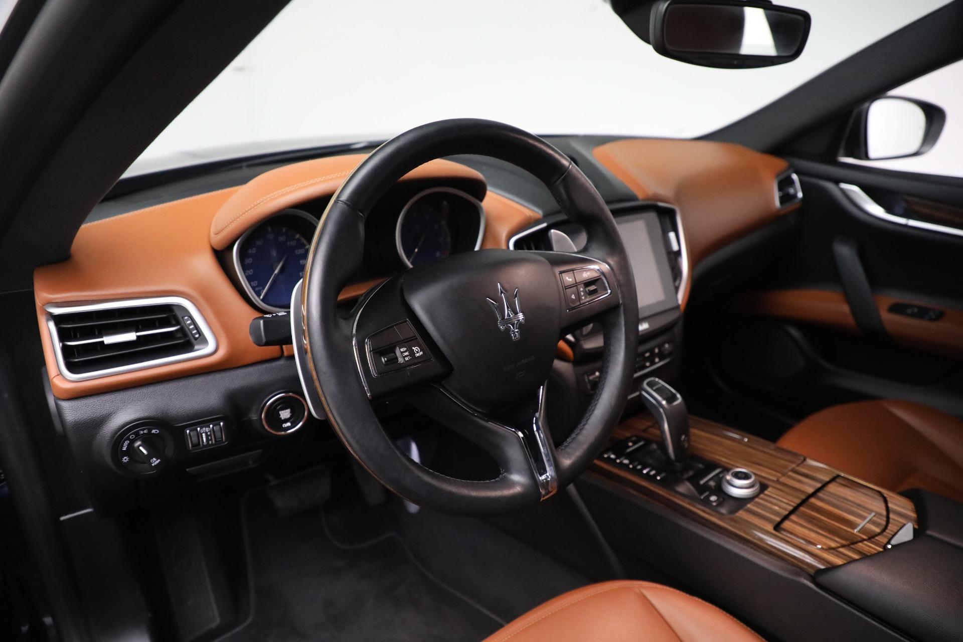 New 2019 Maserati Ghibli S Q4 For Sale In Greenwich, CT 3020_p13