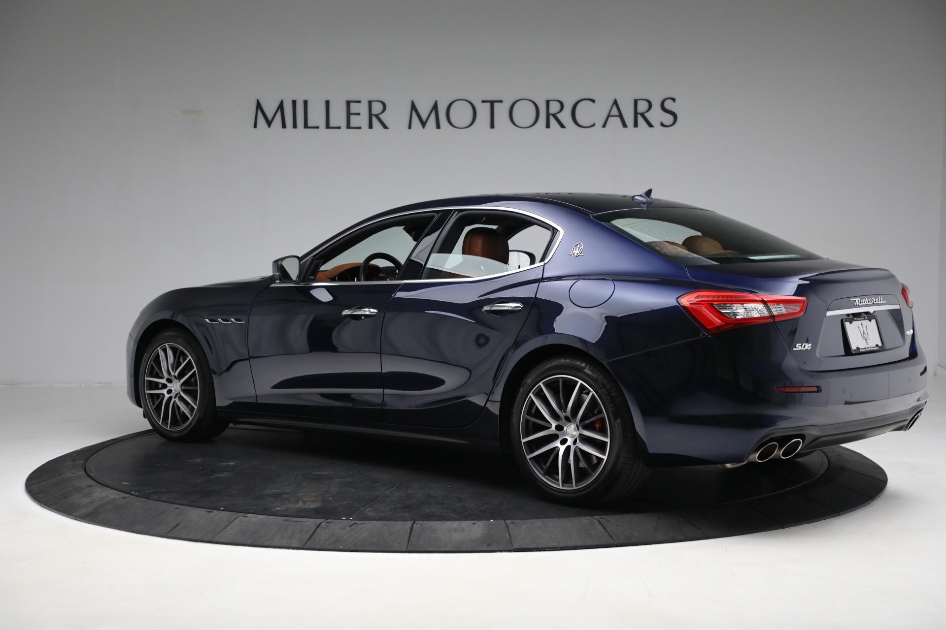 New 2019 Maserati Ghibli S Q4 For Sale In Greenwich, CT 3020_p4