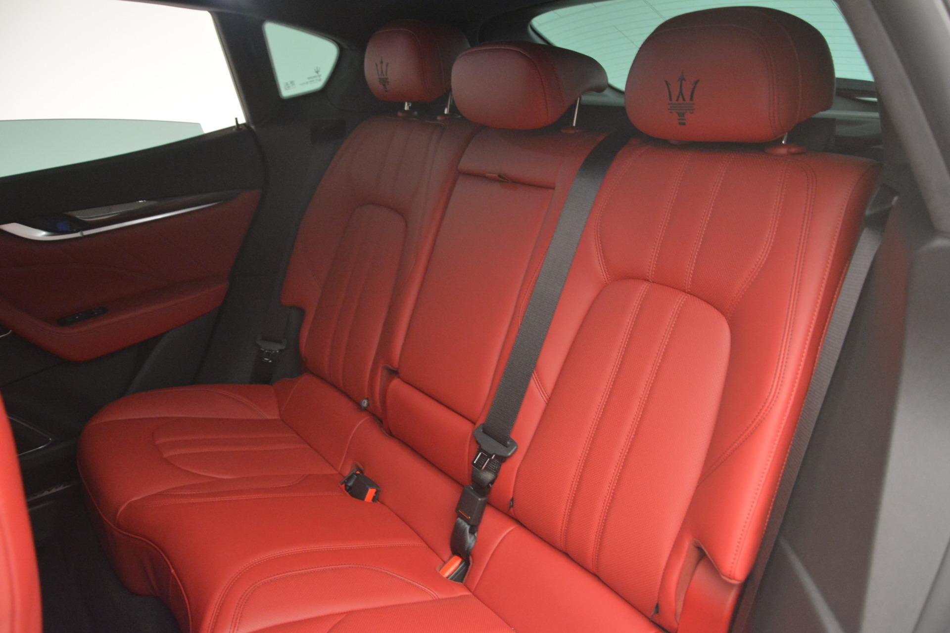 New 2019 Maserati Levante S Q4 GranSport For Sale In Greenwich, CT 3021_p21