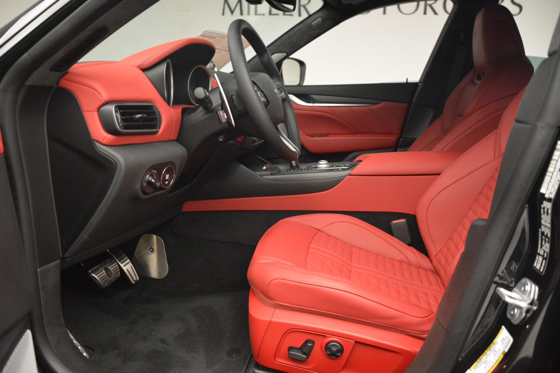 New 2019 Maserati Levante GTS For Sale In Greenwich, CT 3023_p14