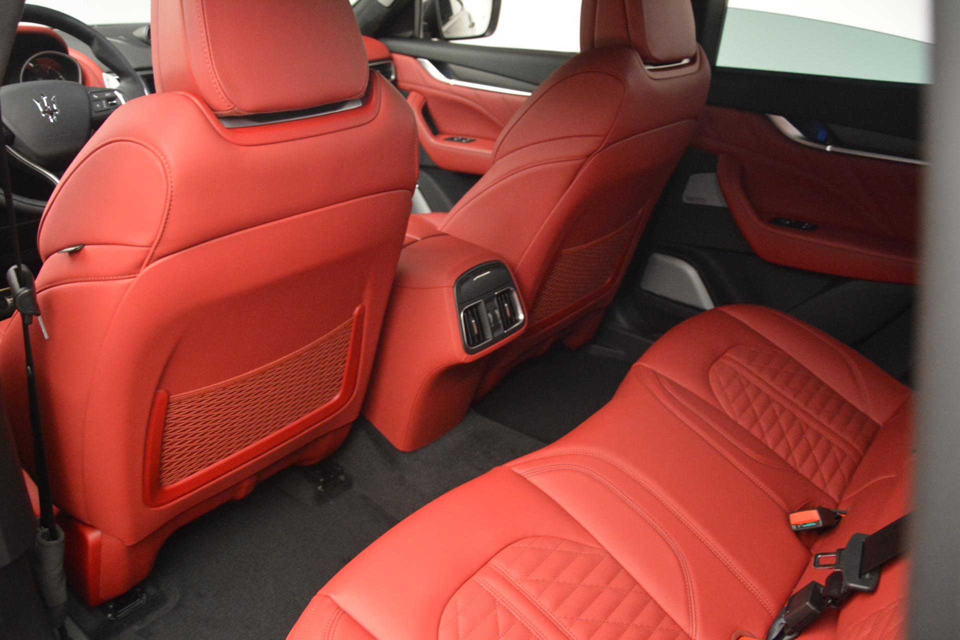 New 2019 Maserati Levante GTS For Sale In Greenwich, CT 3023_p22