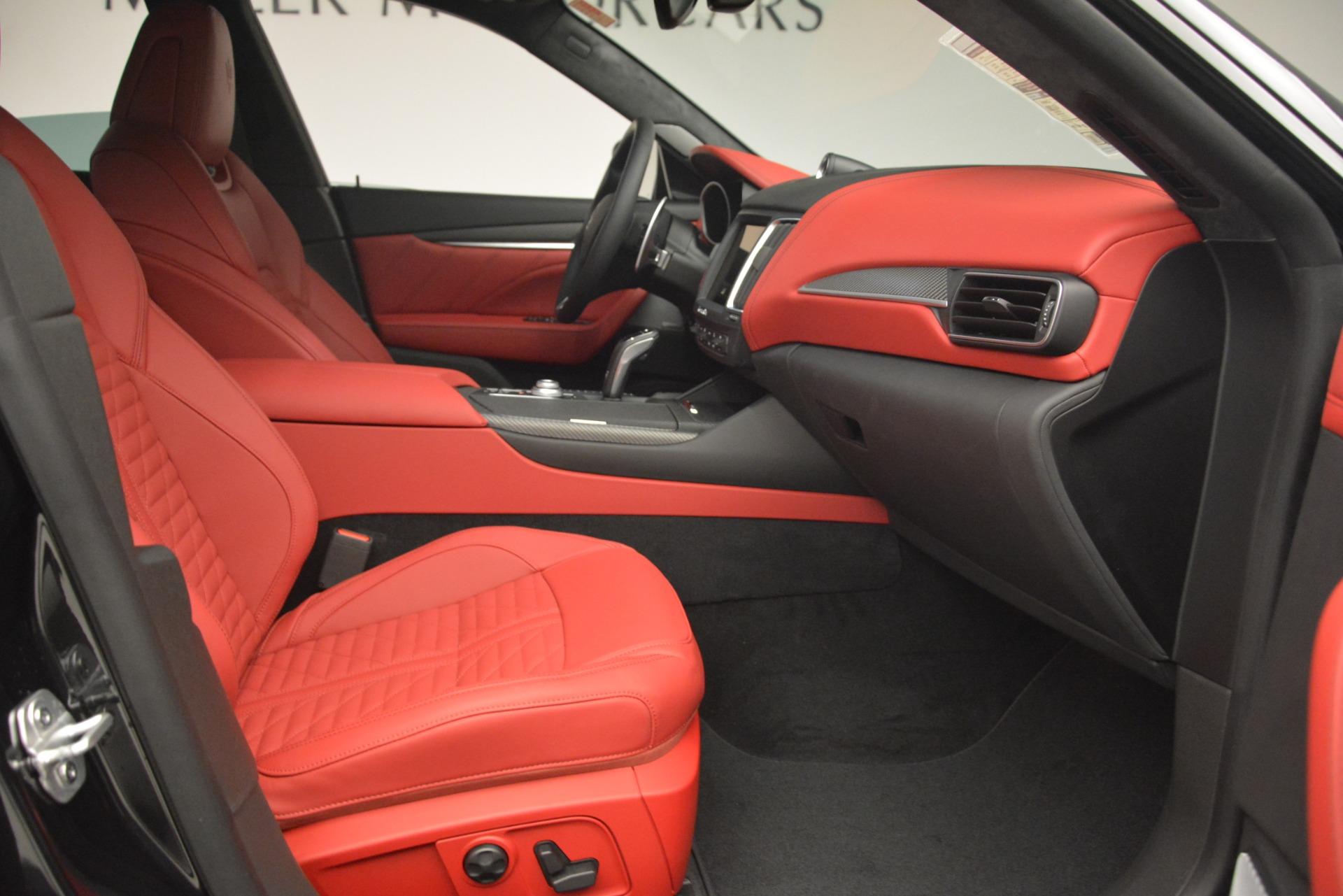 New 2019 Maserati Levante GTS For Sale In Greenwich, CT 3023_p25