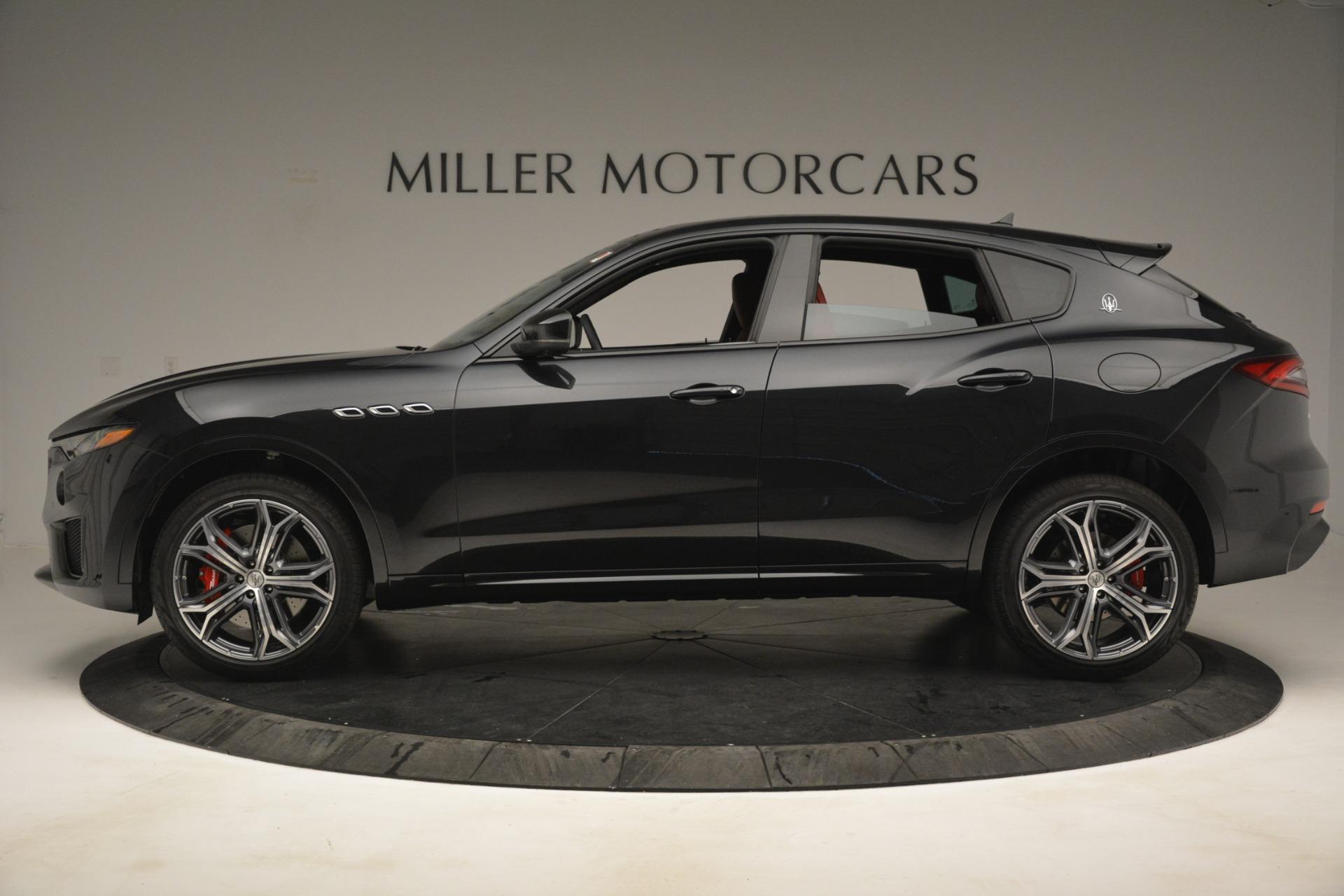 New 2019 Maserati Levante GTS For Sale In Greenwich, CT 3023_p3