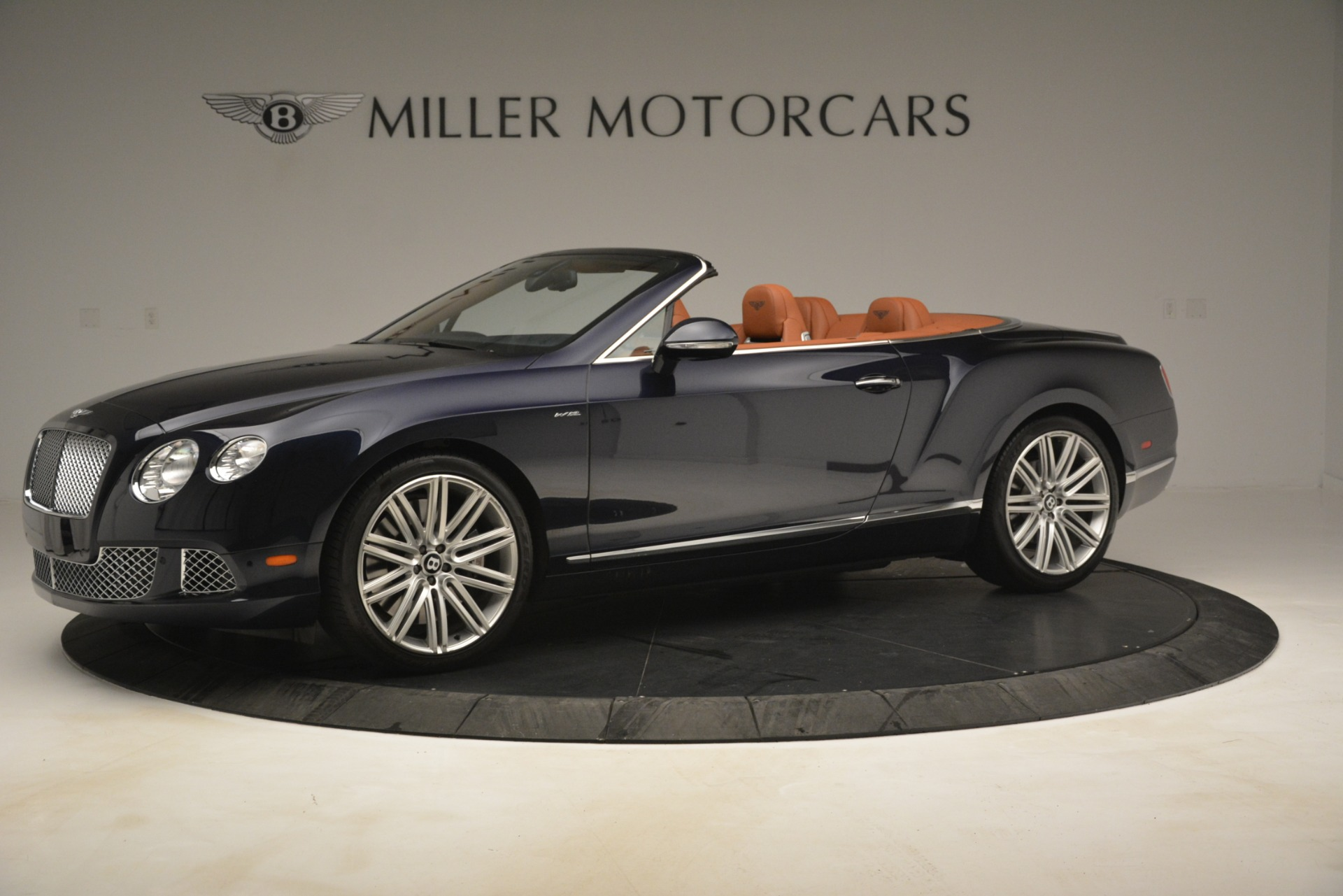 Used 2014 Bentley Continental GT Speed For Sale In Greenwich, CT 3026_p2