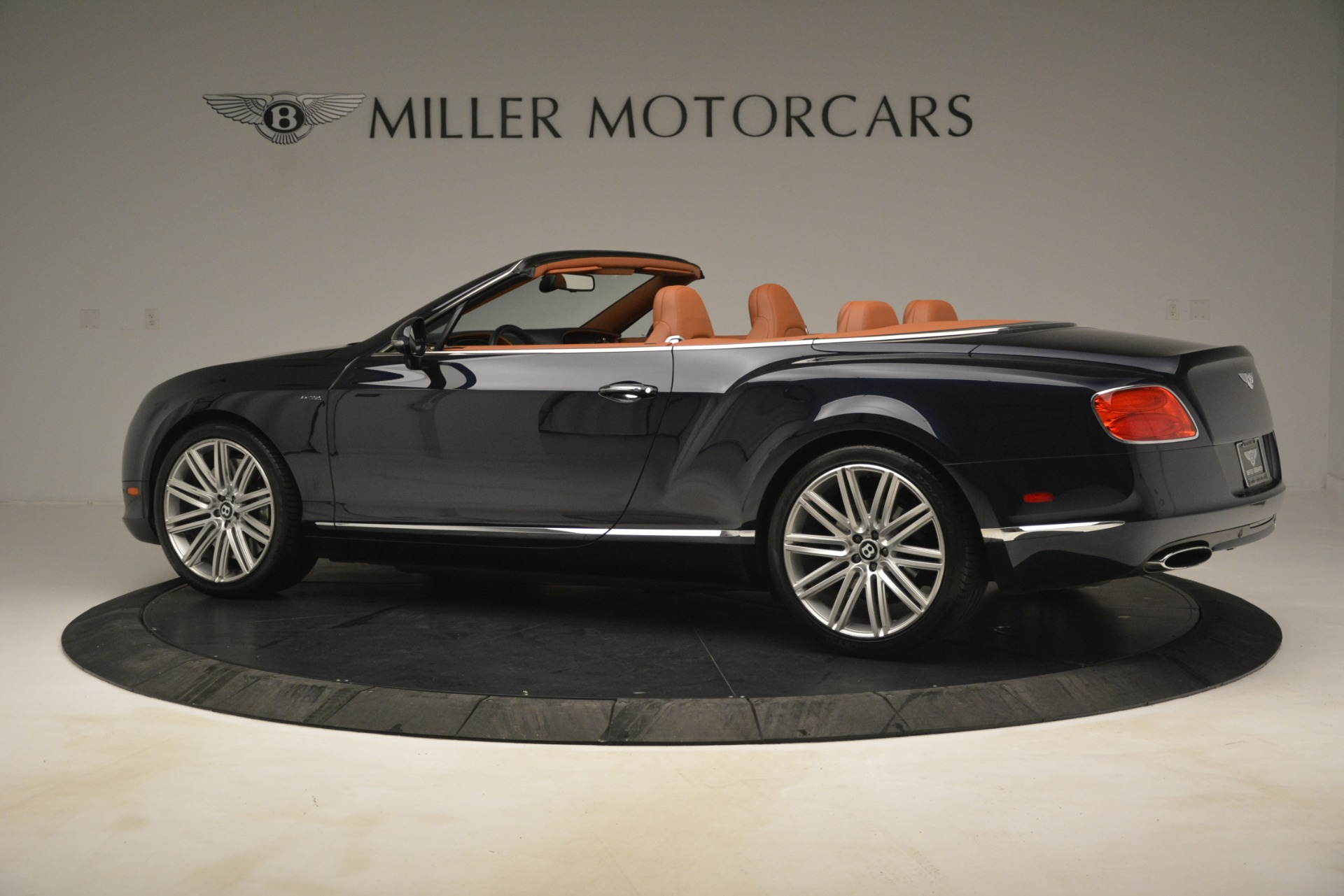 Used 2014 Bentley Continental GT Speed For Sale In Greenwich, CT 3026_p4