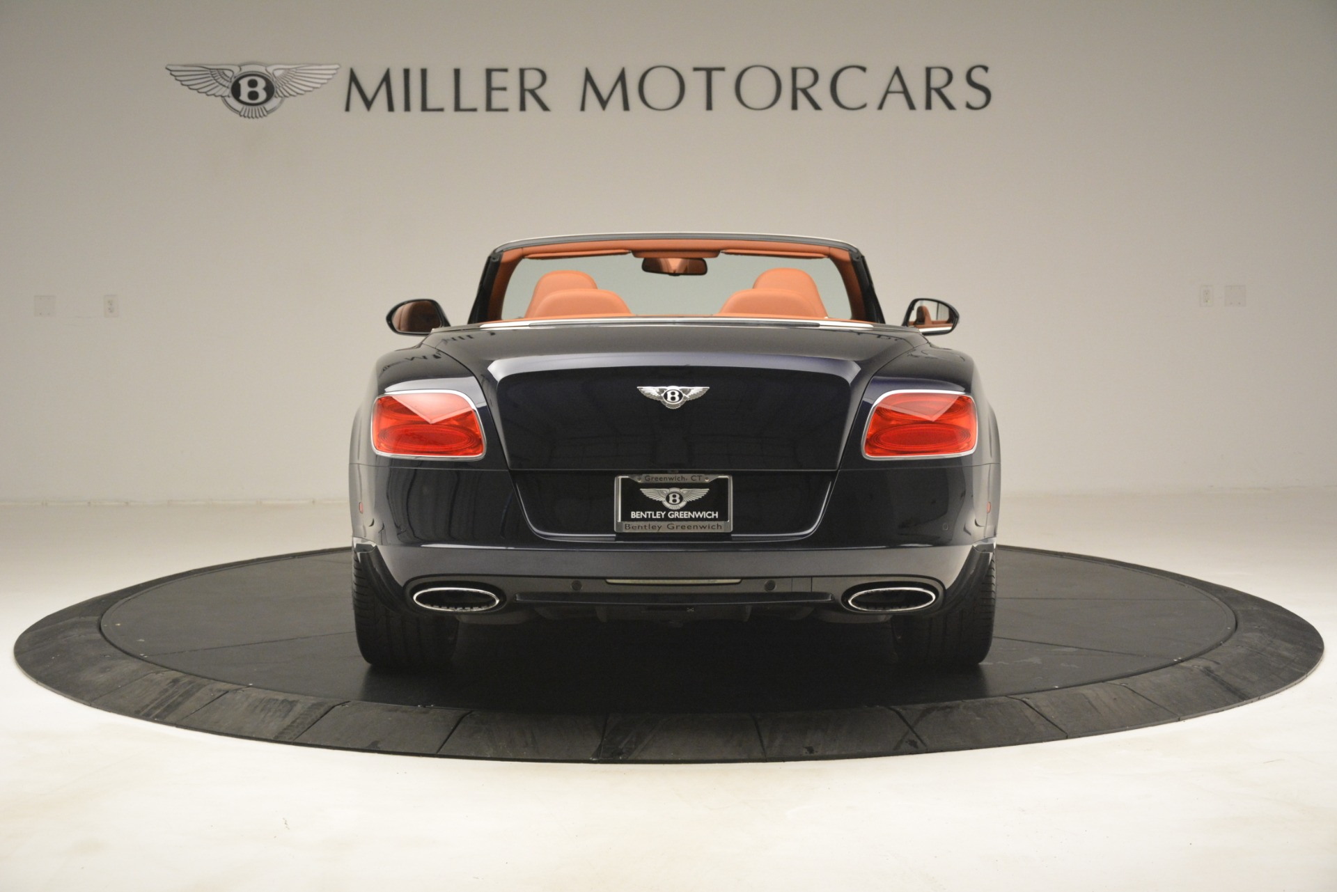 Used 2014 Bentley Continental GT Speed For Sale In Greenwich, CT 3026_p6