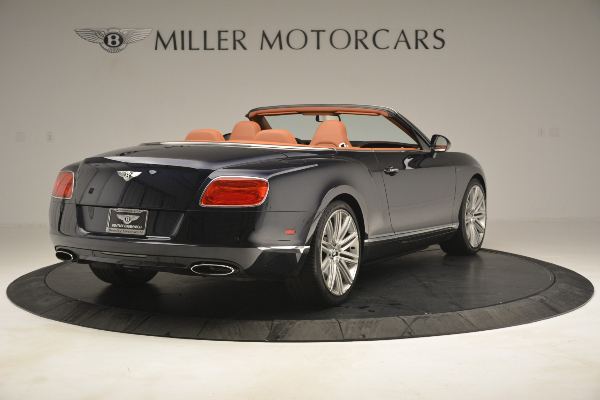 Used 2014 Bentley Continental GT Speed For Sale In Greenwich, CT 3026_p7