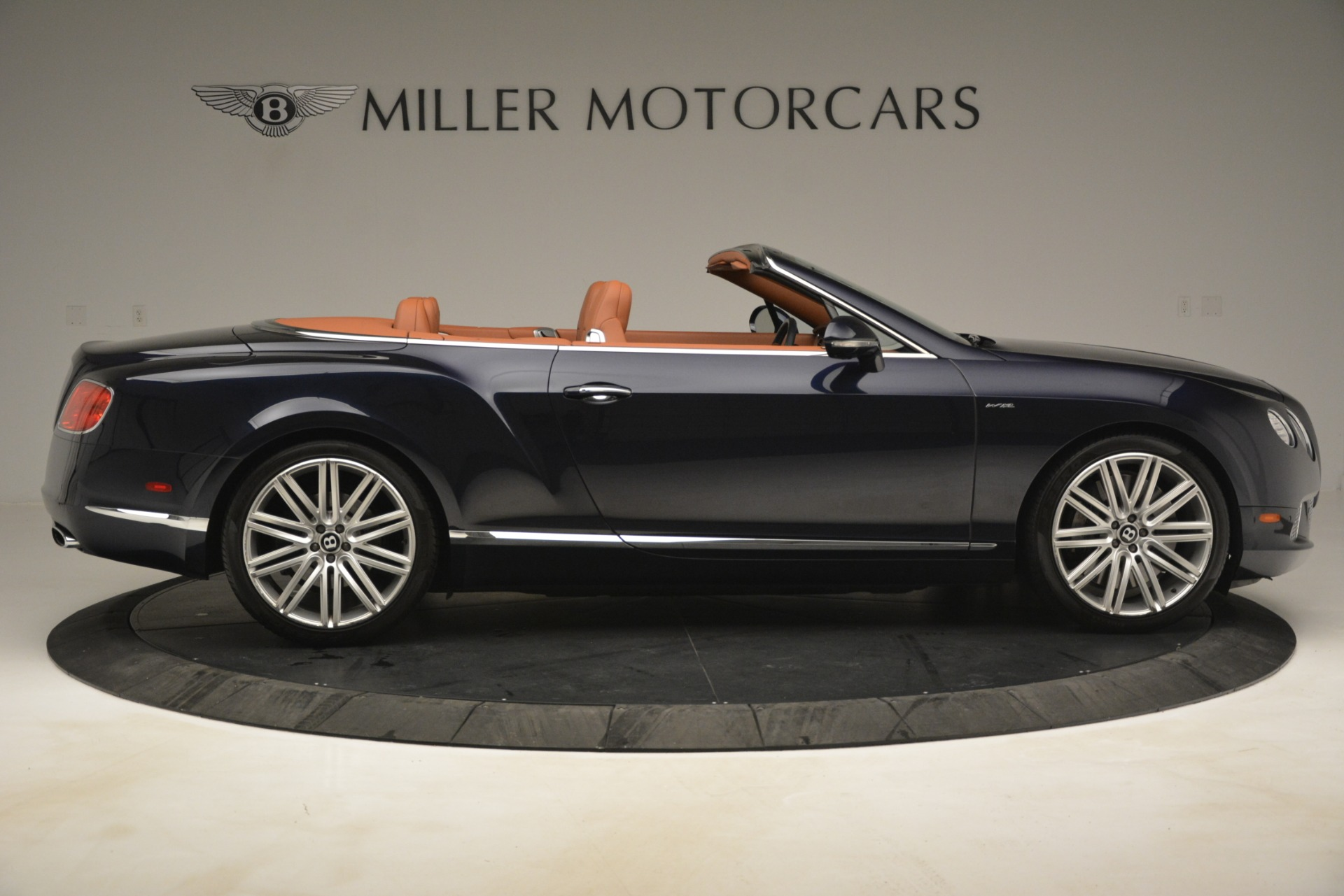 Used 2014 Bentley Continental GT Speed For Sale In Greenwich, CT 3026_p9