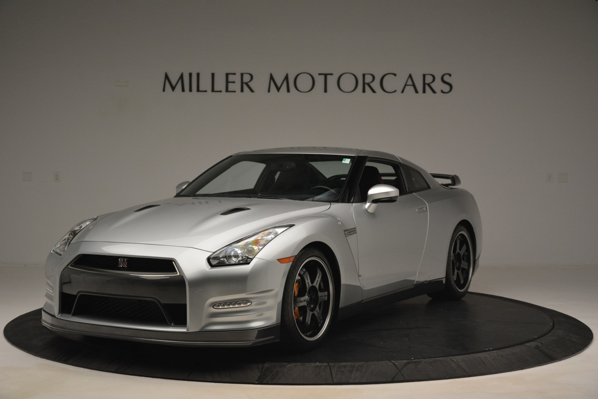 Used 2013 Nissan GT-R Black Edition For Sale In Greenwich, CT 3028_main