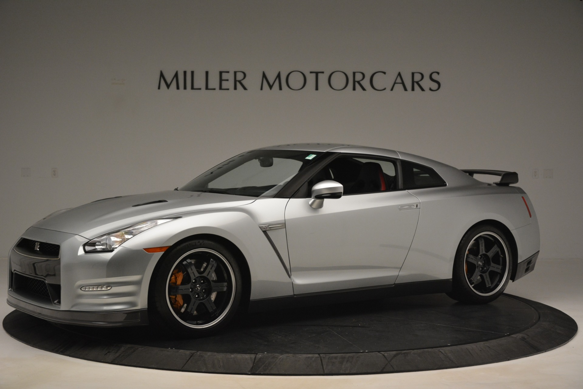 Used 2013 Nissan GT-R Black Edition For Sale In Greenwich, CT 3028_p2