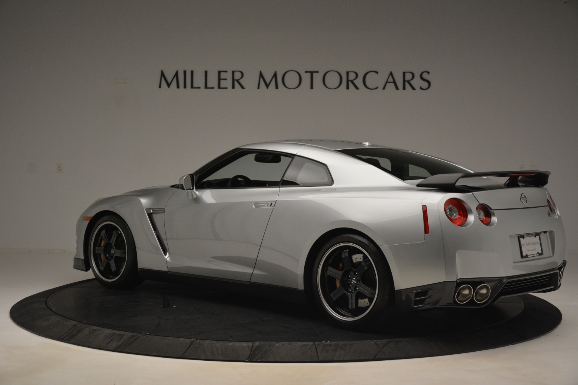 Used 2013 Nissan GT-R Black Edition For Sale In Greenwich, CT 3028_p4