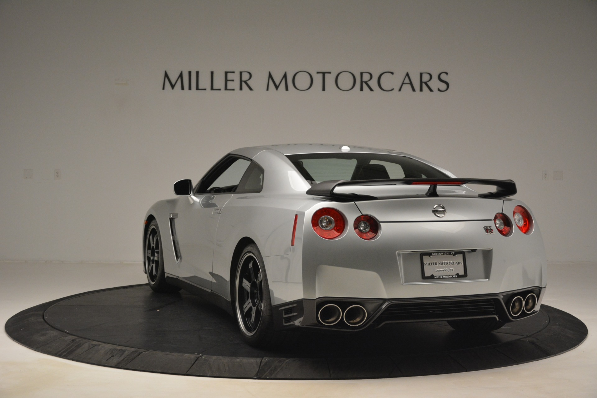 Used 2013 Nissan GT-R Black Edition For Sale In Greenwich, CT 3028_p5