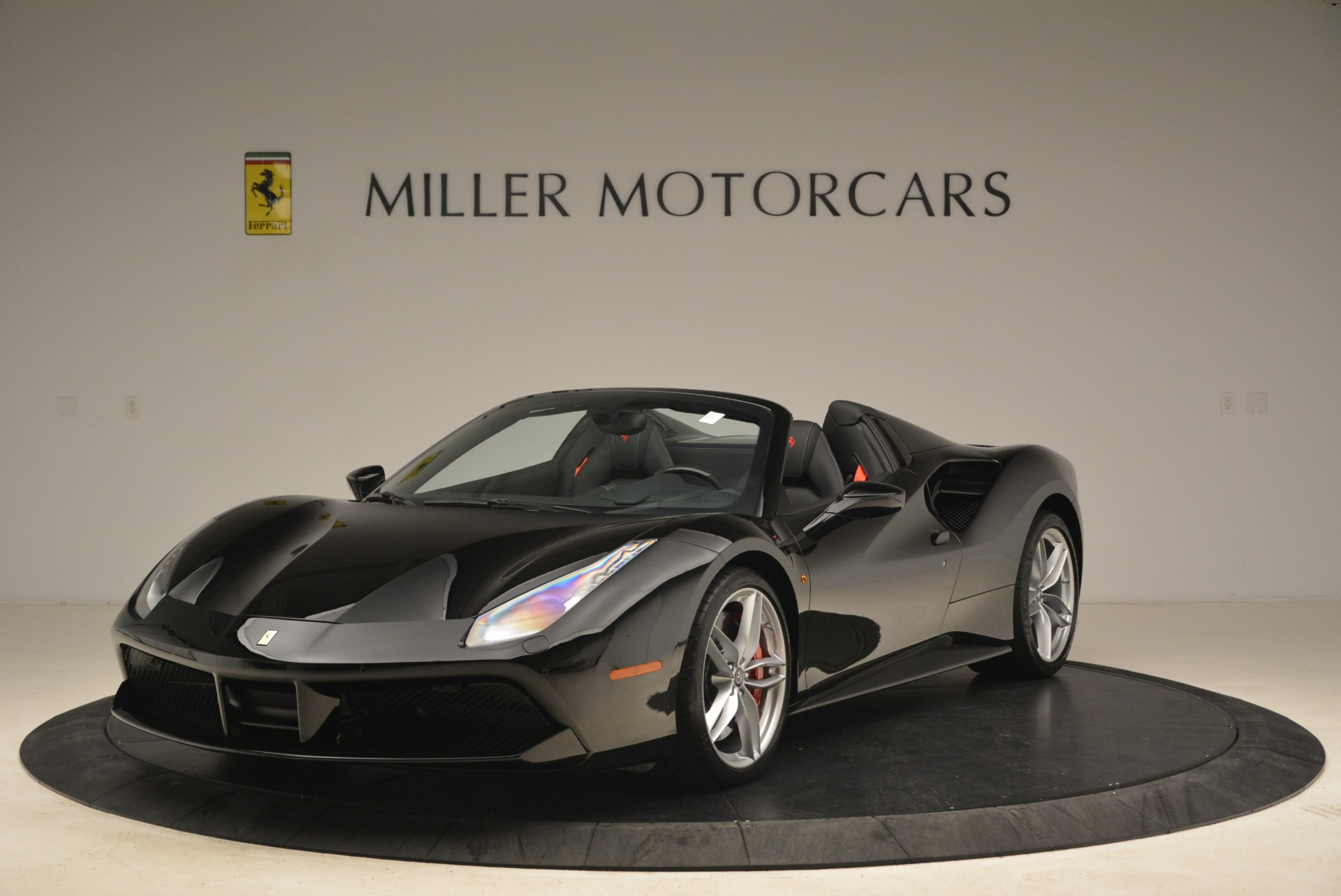 Used 2018 Ferrari 488 Spider  For Sale In Greenwich, CT 3029_main