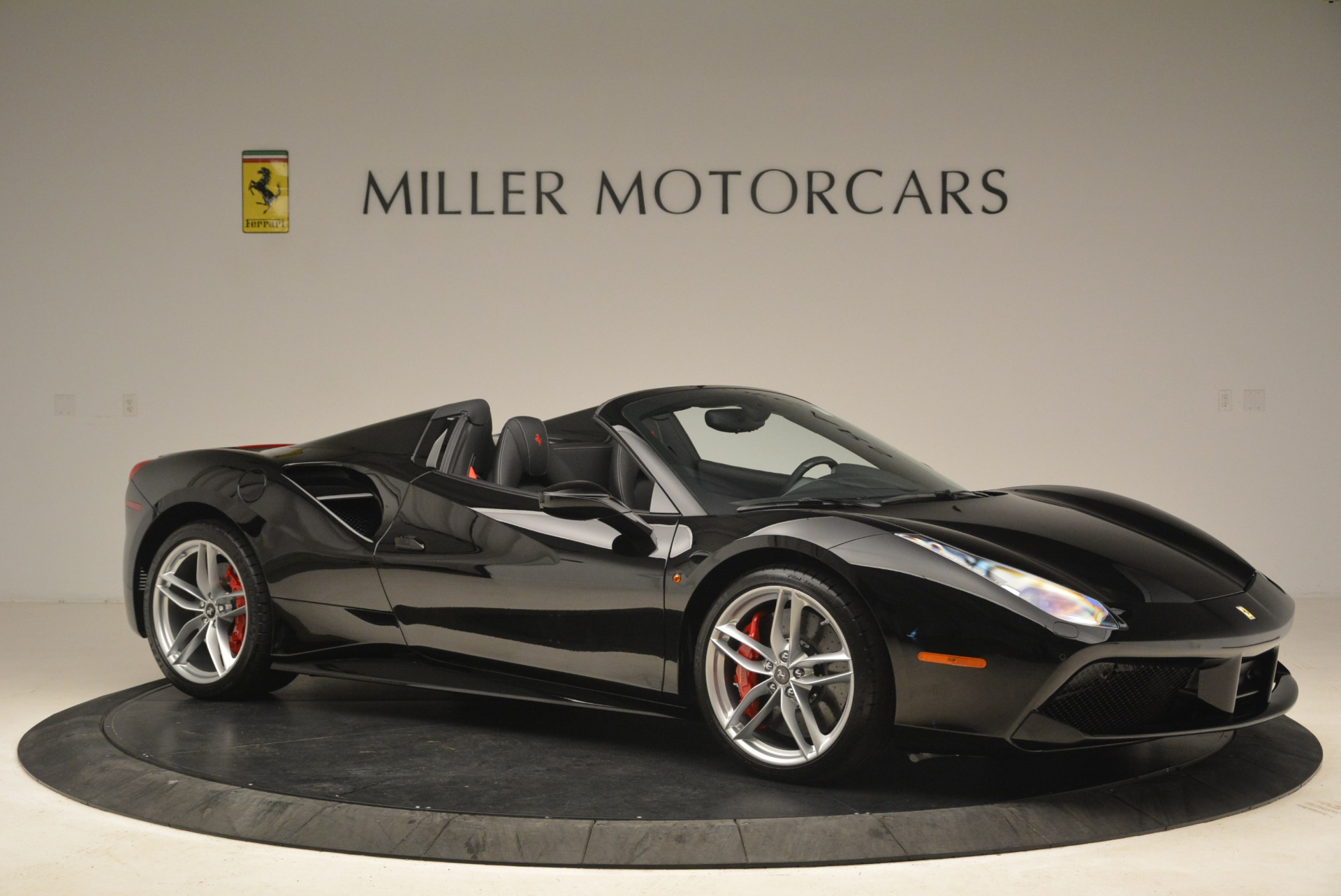 Used 2018 Ferrari 488 Spider  For Sale In Greenwich, CT 3029_p10