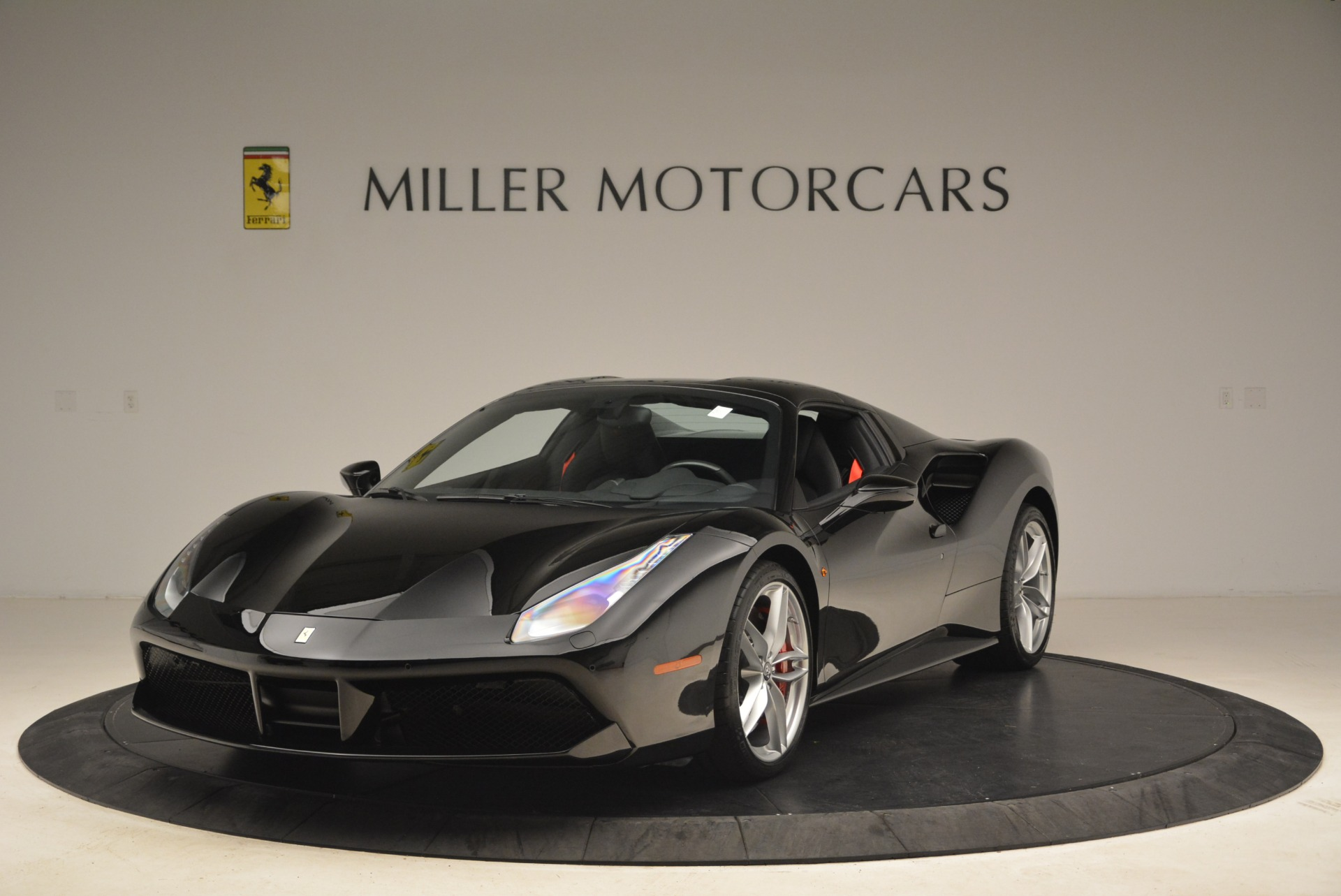 Used 2018 Ferrari 488 Spider  For Sale In Greenwich, CT 3029_p13