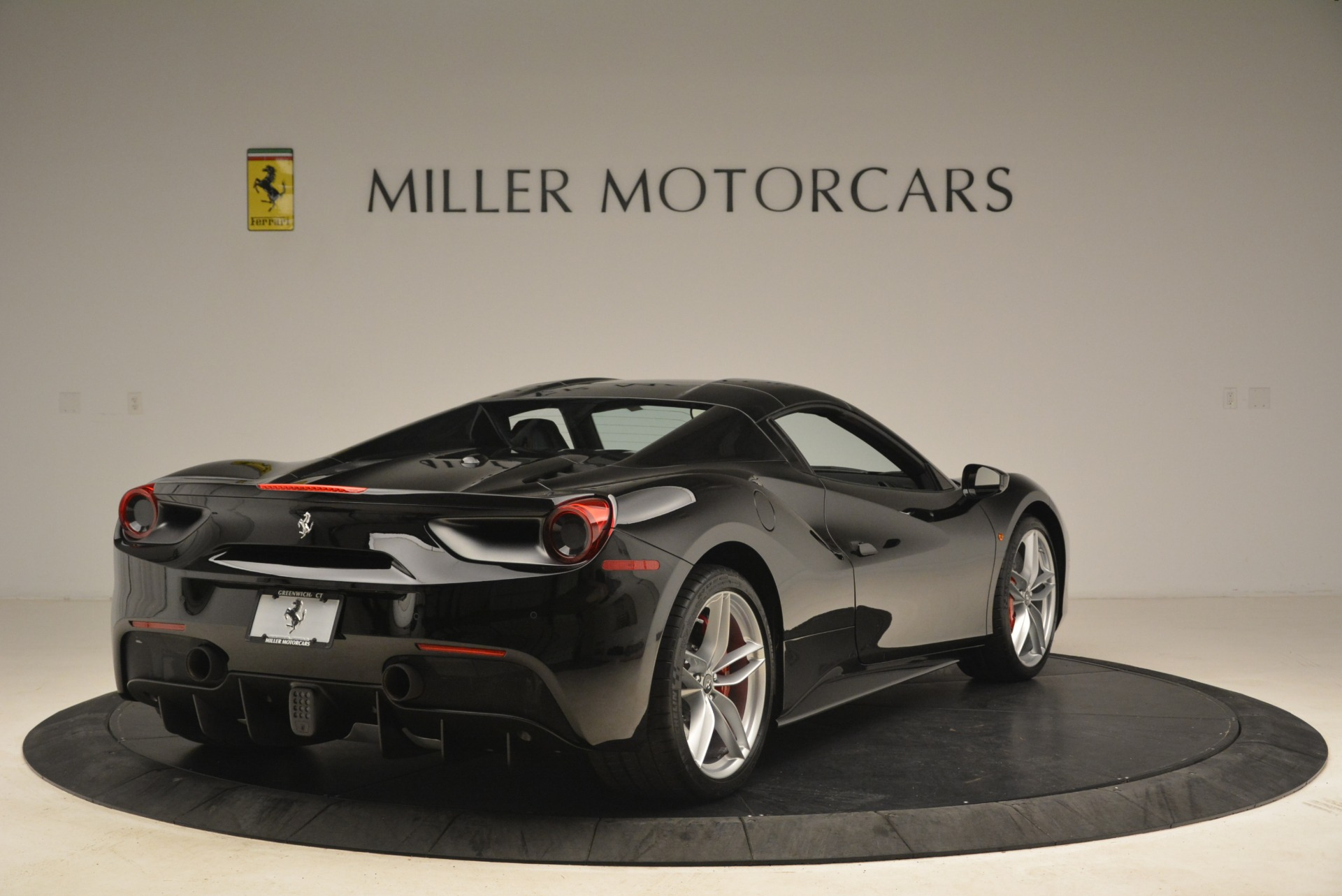 Used 2018 Ferrari 488 Spider  For Sale In Greenwich, CT 3029_p19