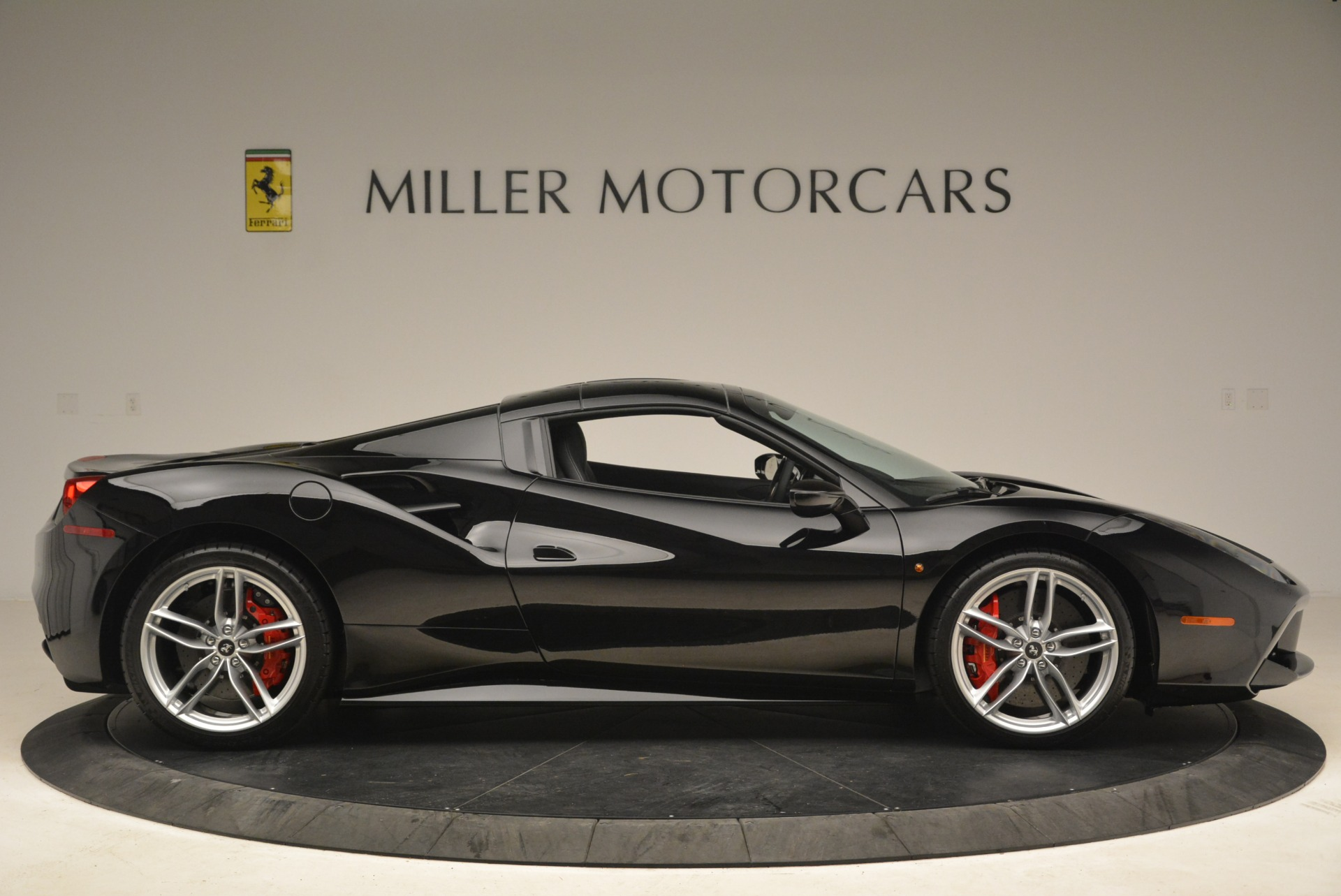 Used 2018 Ferrari 488 Spider  For Sale In Greenwich, CT 3029_p21