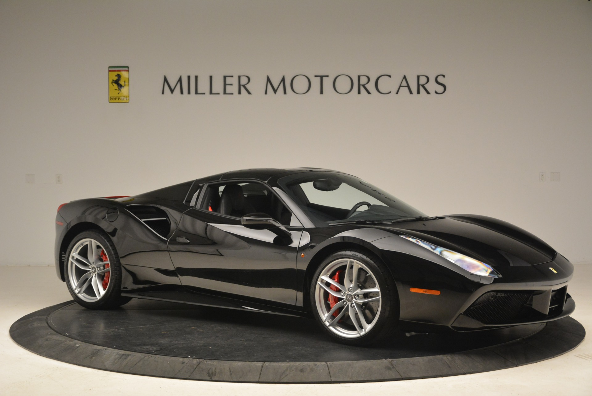 Used 2018 Ferrari 488 Spider  For Sale In Greenwich, CT 3029_p22