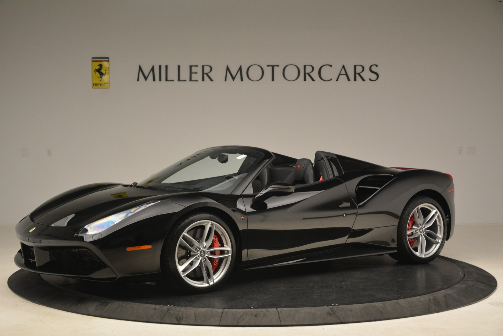 Used 2018 Ferrari 488 Spider  For Sale In Greenwich, CT 3029_p2