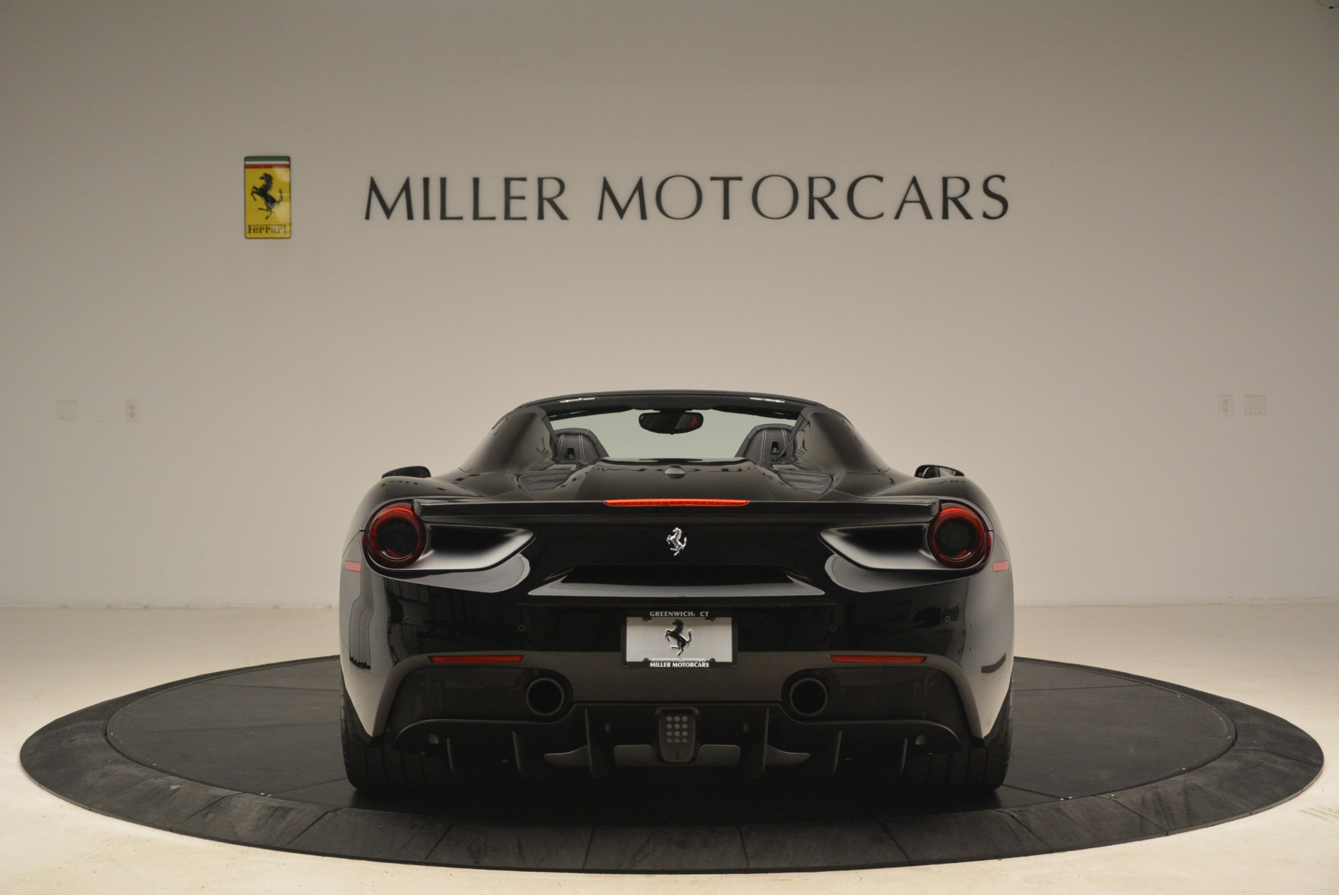 Used 2018 Ferrari 488 Spider  For Sale In Greenwich, CT 3029_p6