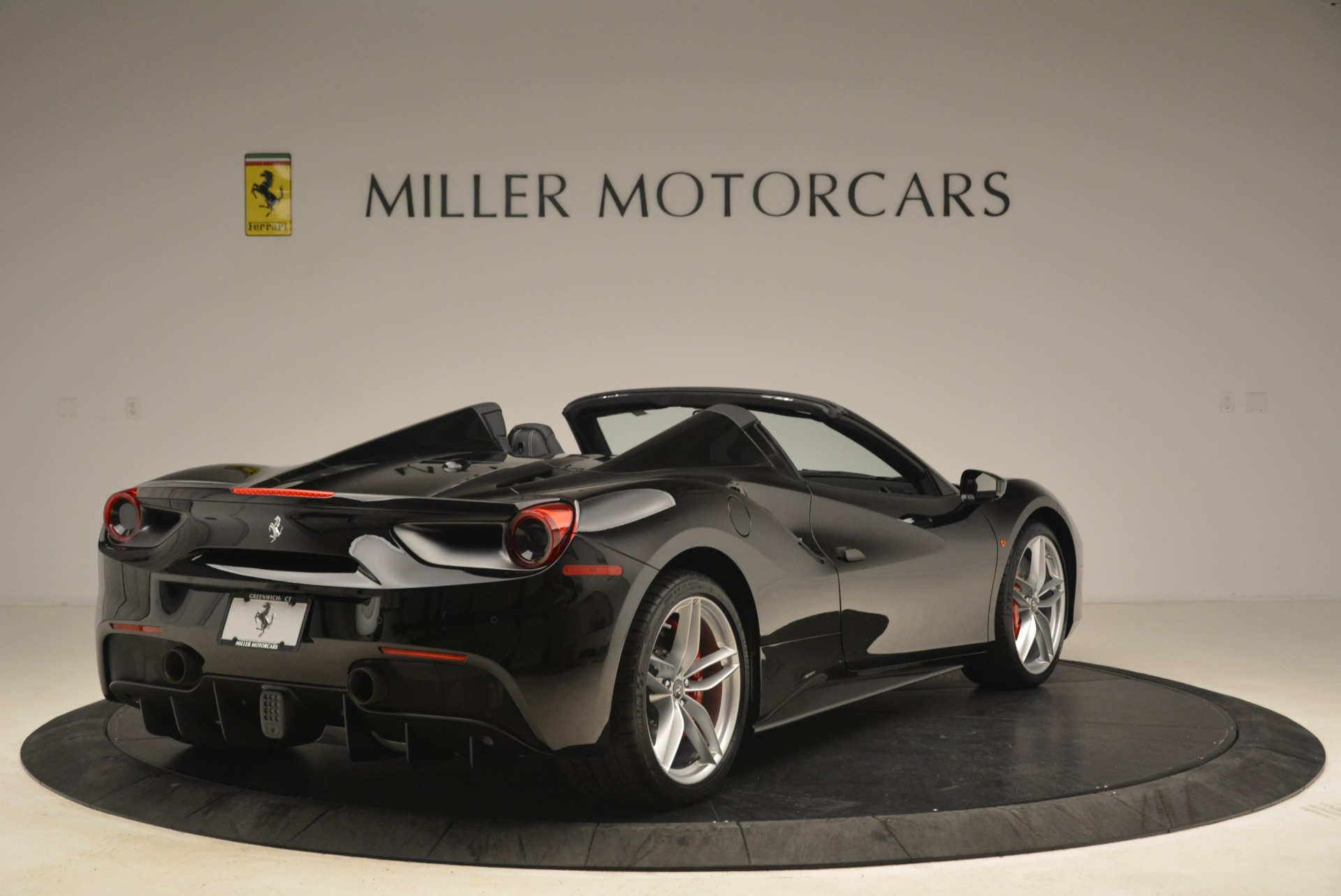 Used 2018 Ferrari 488 Spider  For Sale In Greenwich, CT 3029_p7