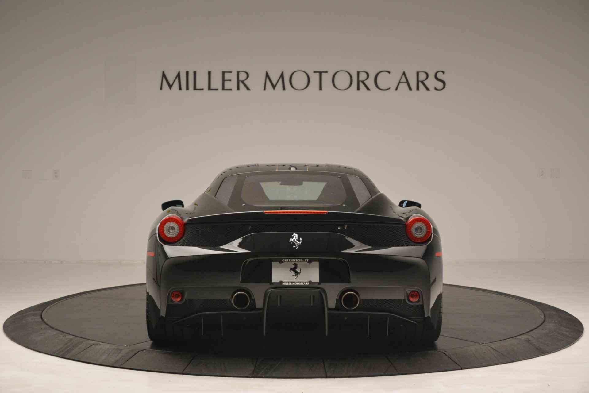 Used 2014 Ferrari 458 Speciale  For Sale In Greenwich, CT 3036_p6