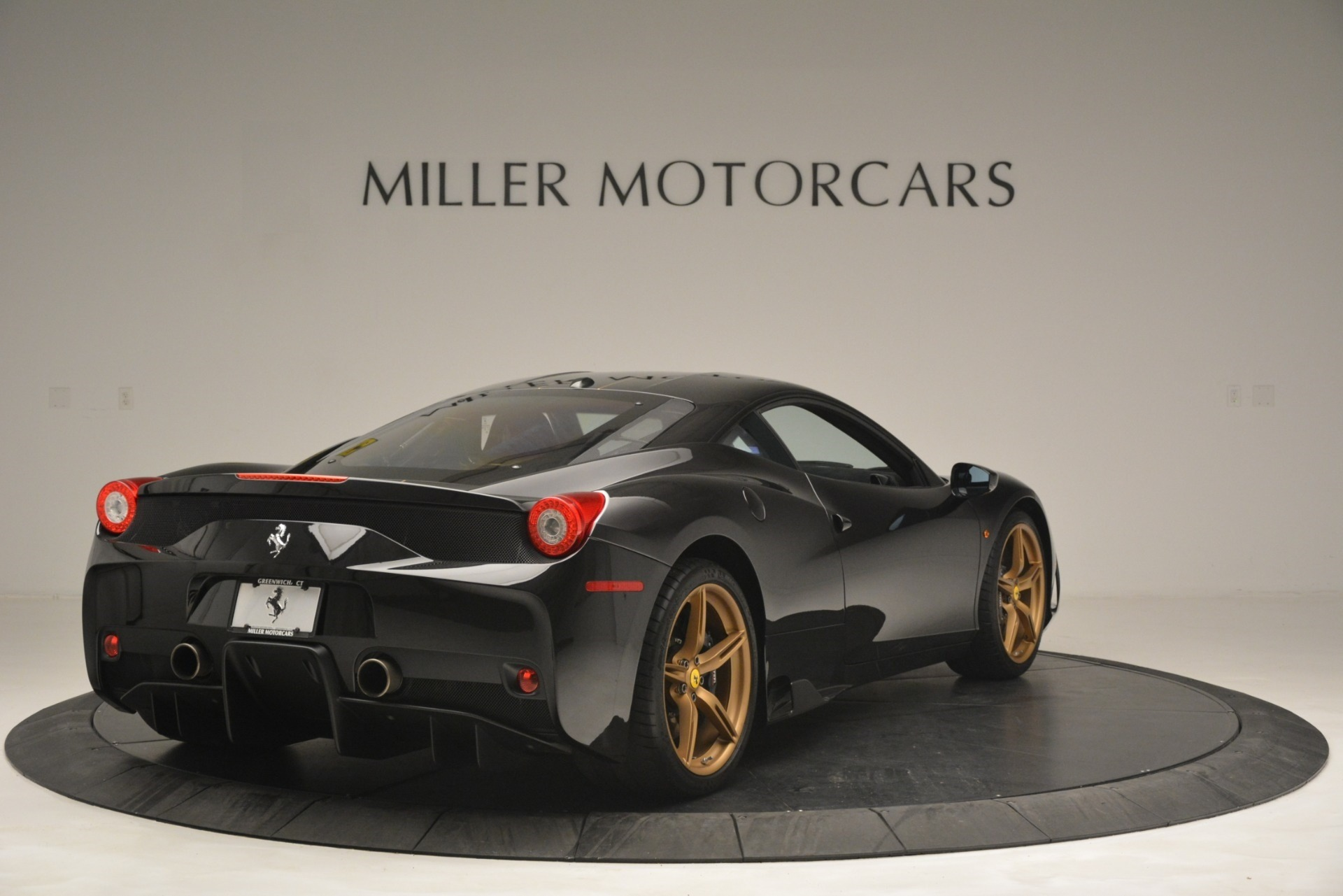 Used 2014 Ferrari 458 Speciale  For Sale In Greenwich, CT 3036_p7
