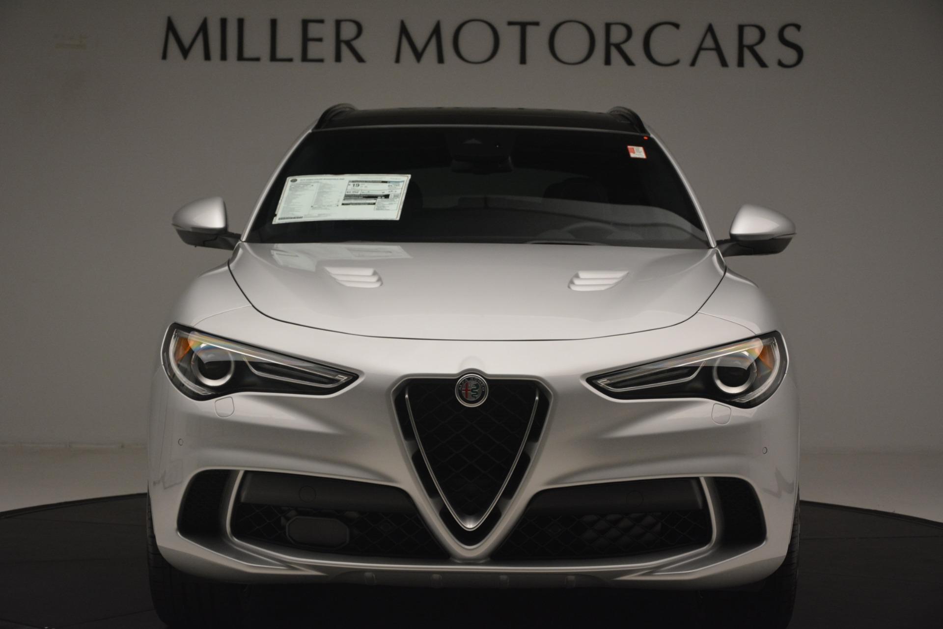 New 2019 Alfa Romeo Stelvio Quadrifoglio For Sale In Greenwich, CT 3037_p12