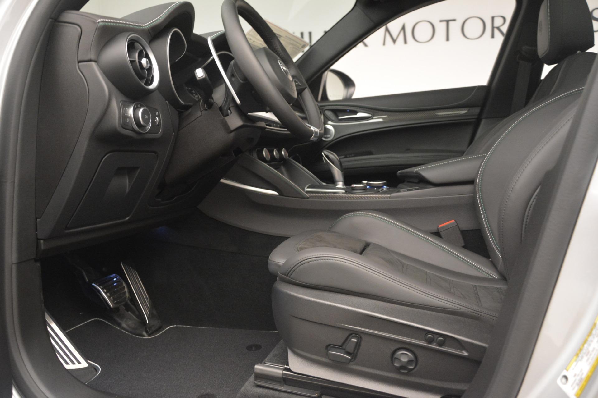 New 2019 Alfa Romeo Stelvio Quadrifoglio For Sale In Greenwich, CT 3037_p14