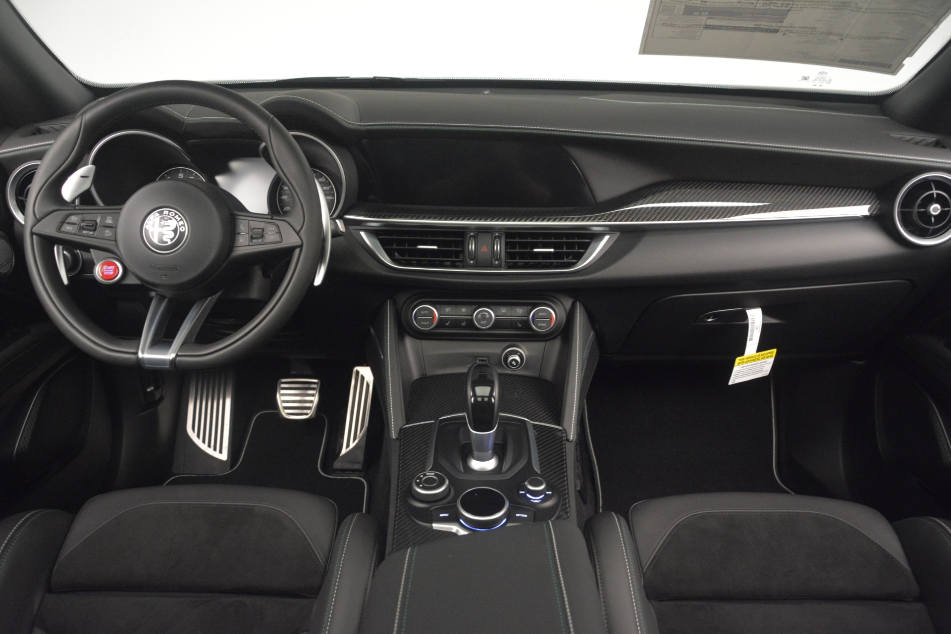 New 2019 Alfa Romeo Stelvio Quadrifoglio For Sale In Greenwich, CT 3037_p16