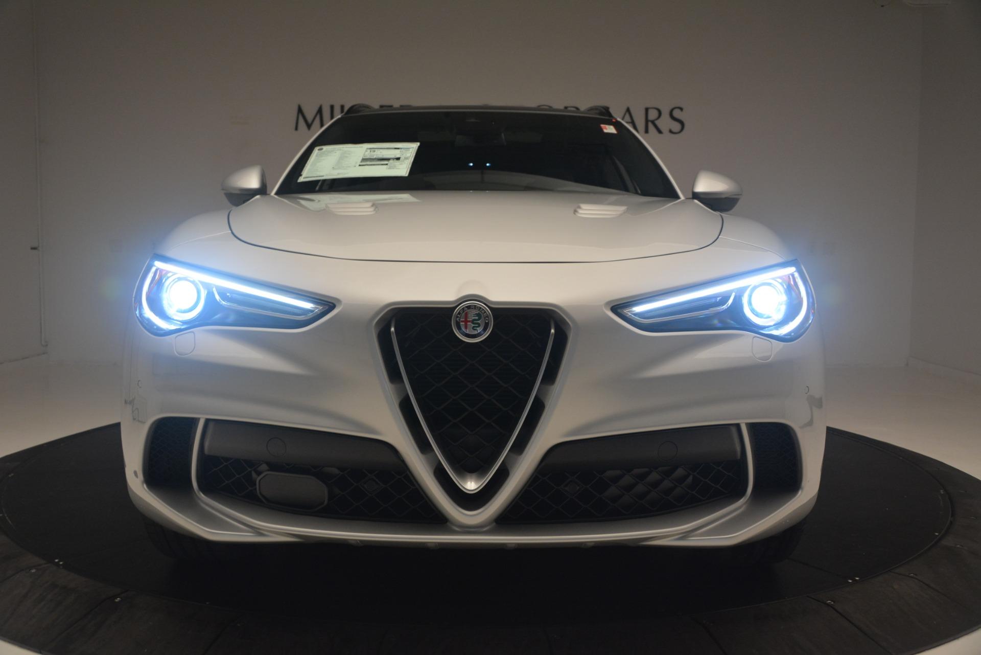 New 2019 Alfa Romeo Stelvio Quadrifoglio For Sale In Greenwich, CT 3037_p31